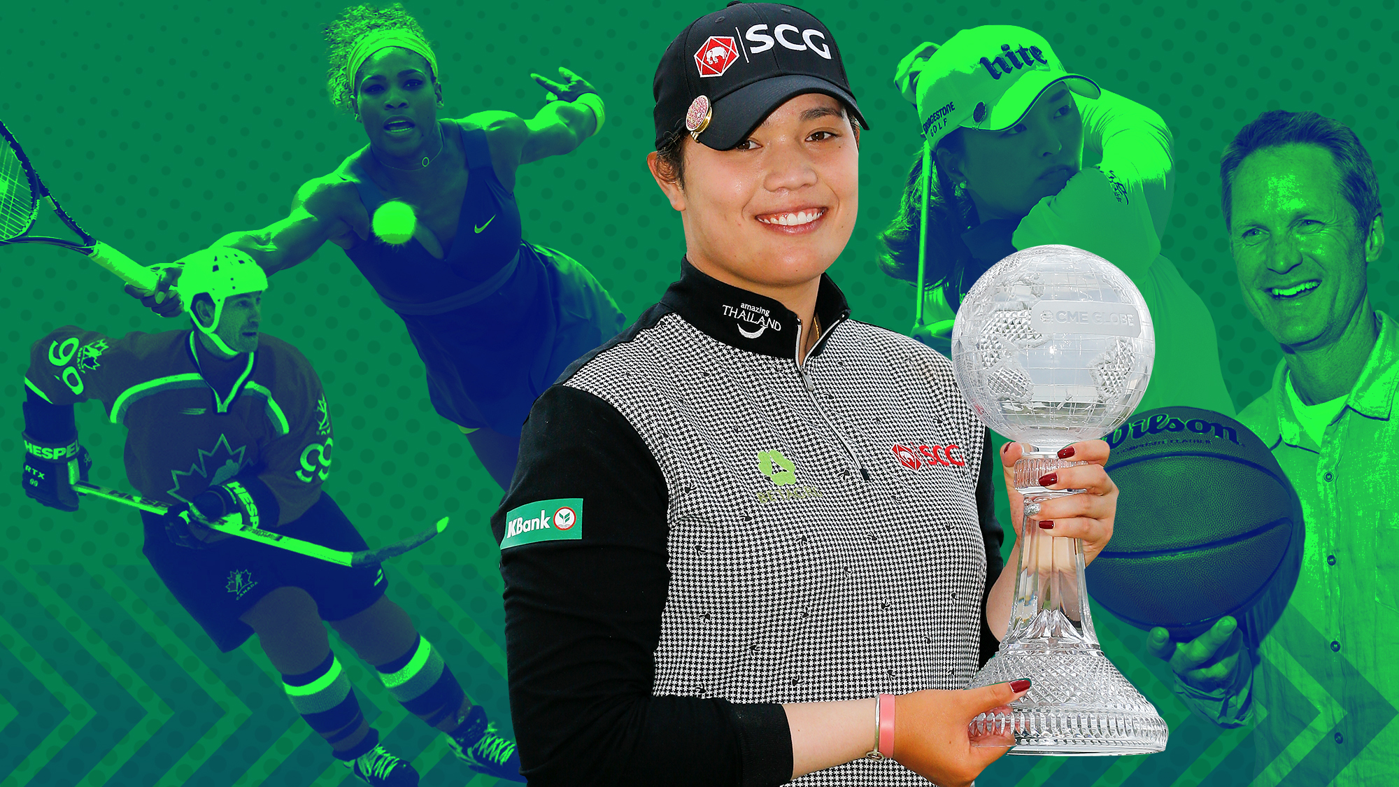 The Mental Approach To Stay at the Top, How Ariya Jutanugarn Focuses on Happiness on the Course | LPGA | Ladies Professional Golf Association