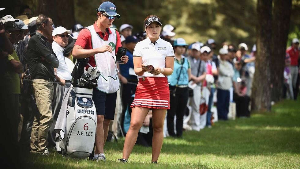 2019 Jeoungeun Lee6 Makes LPGA Member Debut   LPGA   Ladies