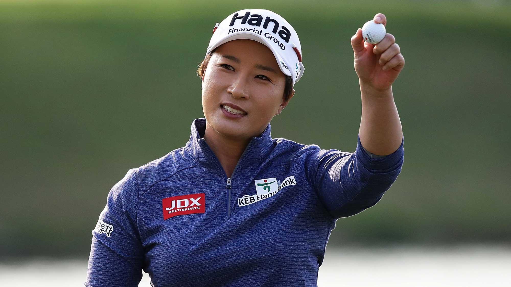 Korean Women Golfers - Corian House