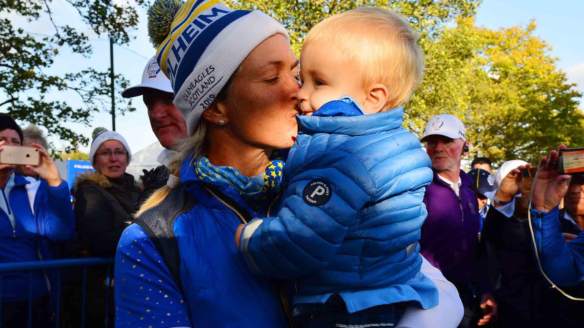 2019 Suzann Pettersen Letter To Herman Lpga Ladies Professional Golf Association