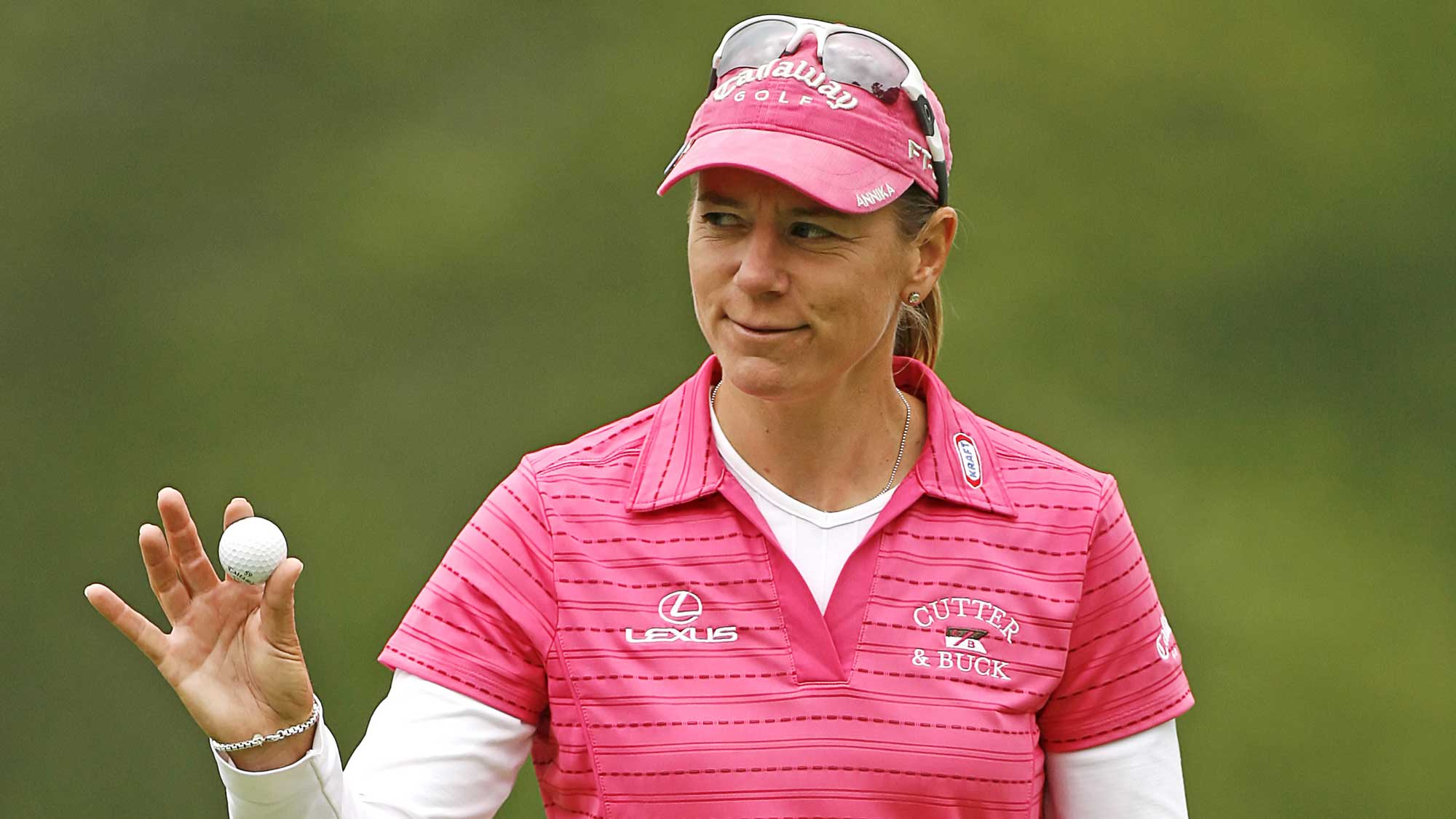 Sorenstam Tips Cap to Youth, Talks Junior Golf | LPGA ...