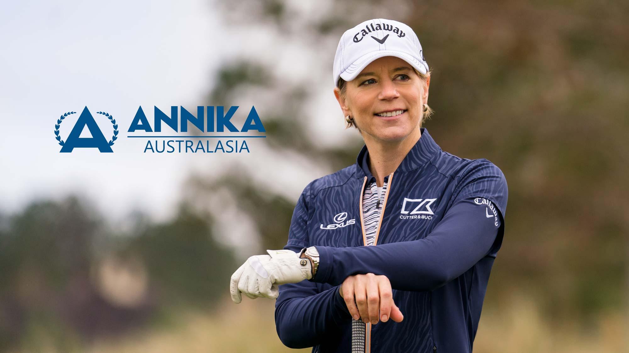 braless Annika Sorenstam 10 LPGA majors naked photo 2017