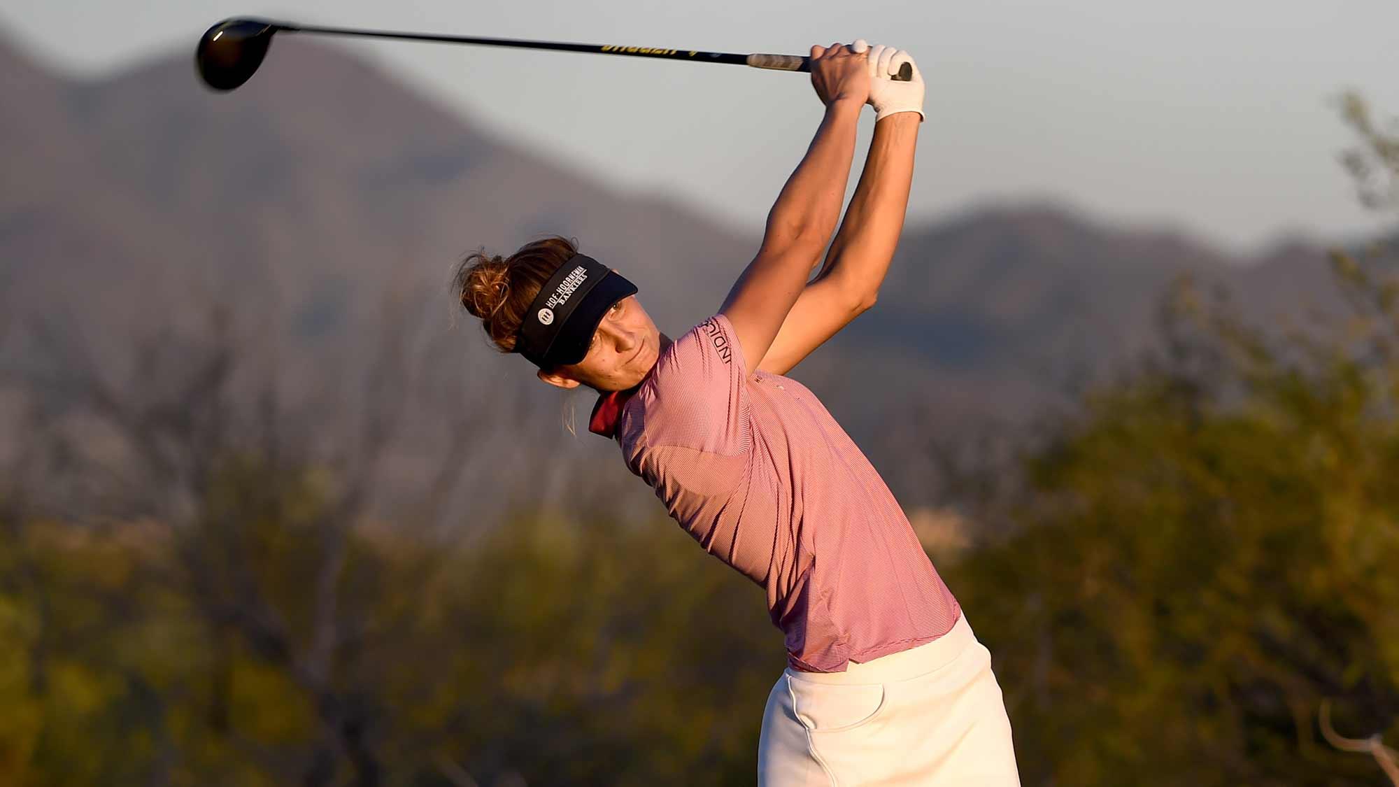 Sirak: The Distance Revolution Has Arrived | LPGA | Ladies Professional Golf Association