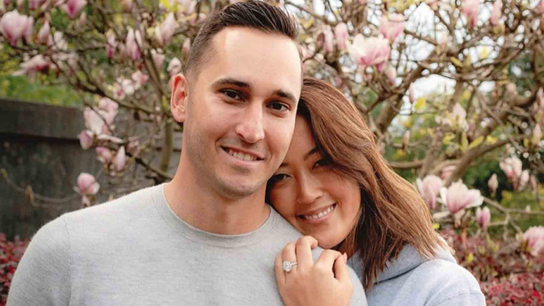 Golfer Michelle Wie engaged to Jerry West's son