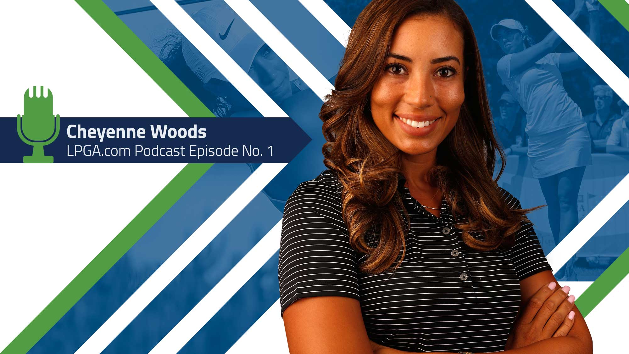 2016 lpga podcast with cheyenne woods episode 1