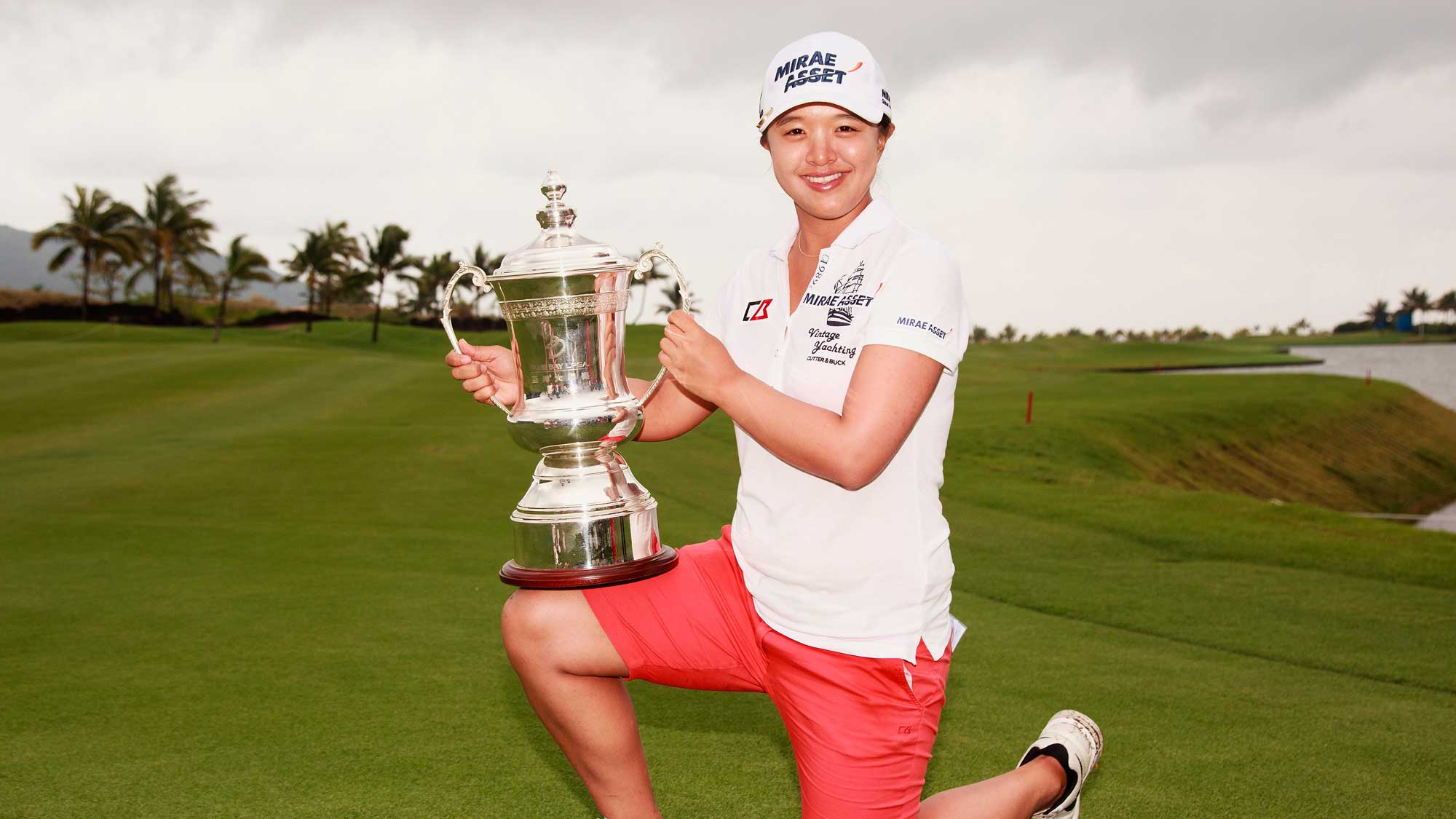 Blue Bay LPGA defending champion Sei Young Kim