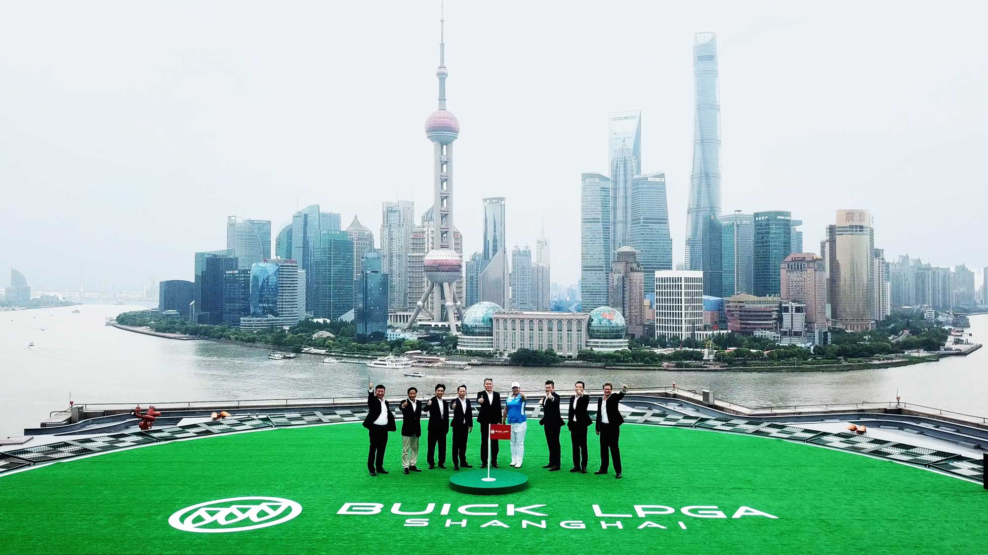 Image result for buick lpga shanghai