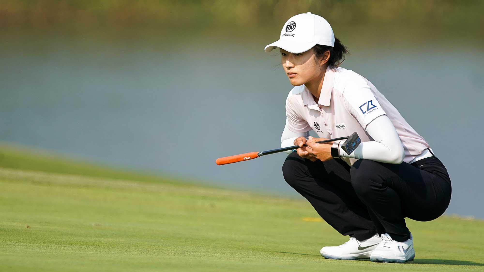 2019 Buick LPGA Shanghai Final Round Notes   LPGA   Ladies Professional Golf Association