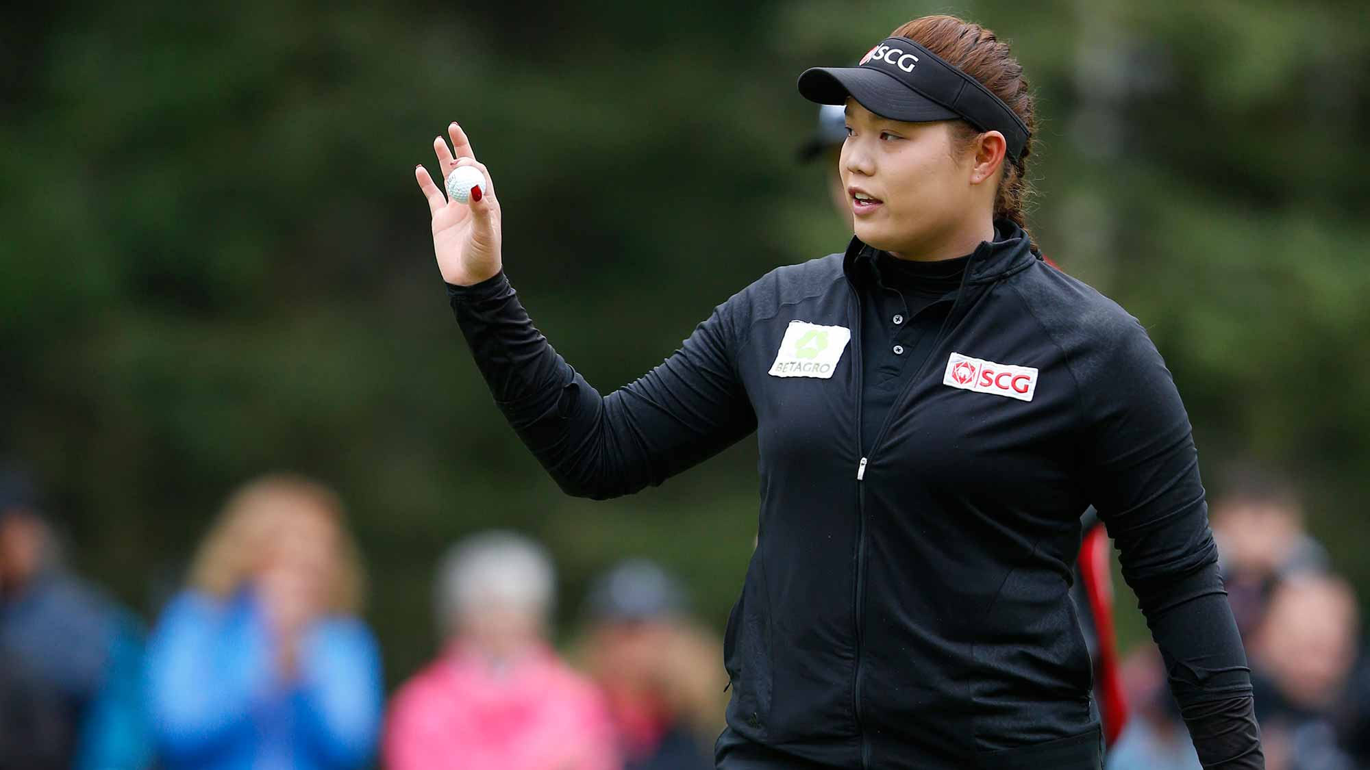 Rookie Sung Hyun Park Wins the CP Women's Open