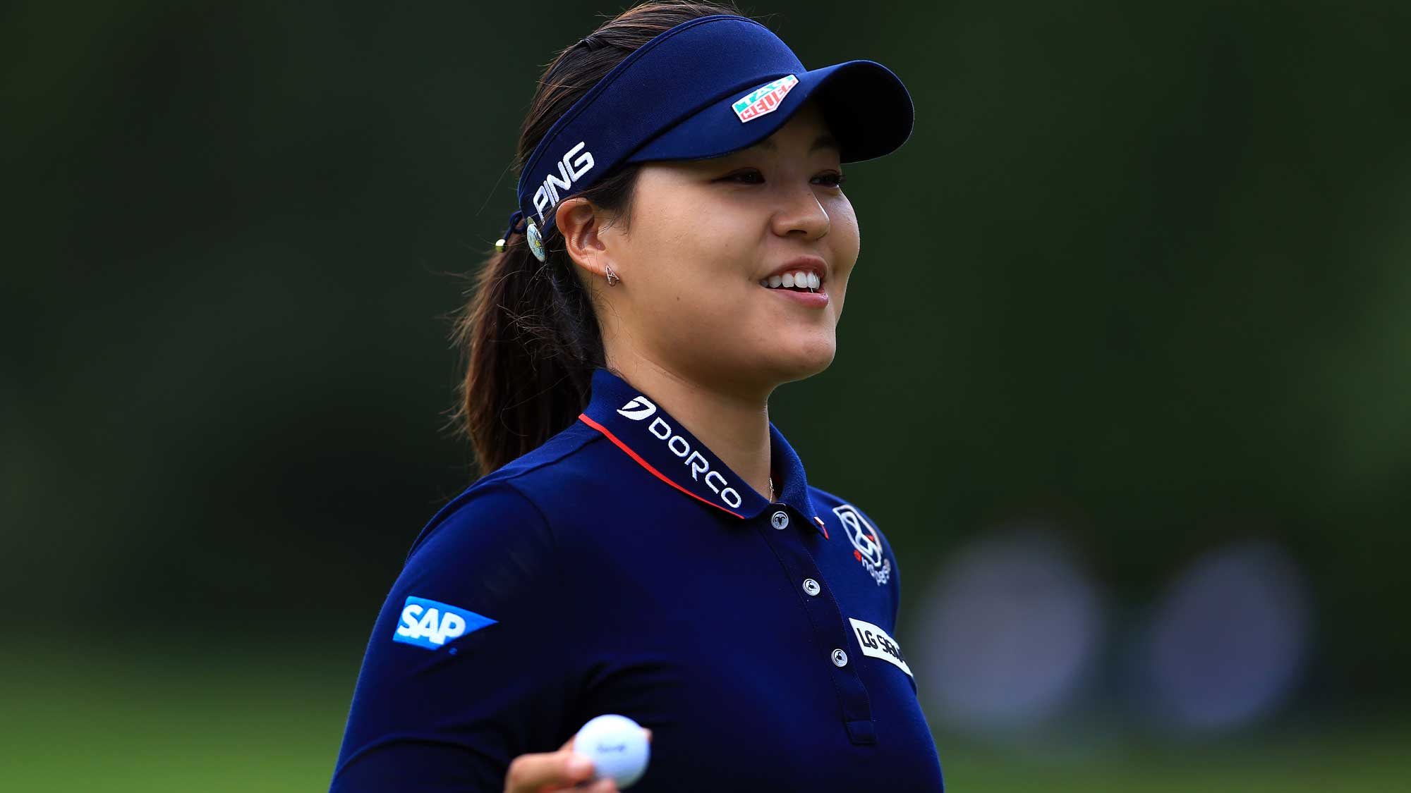 LPGA star to donate entire event earnings to Hurricane Harvey relief