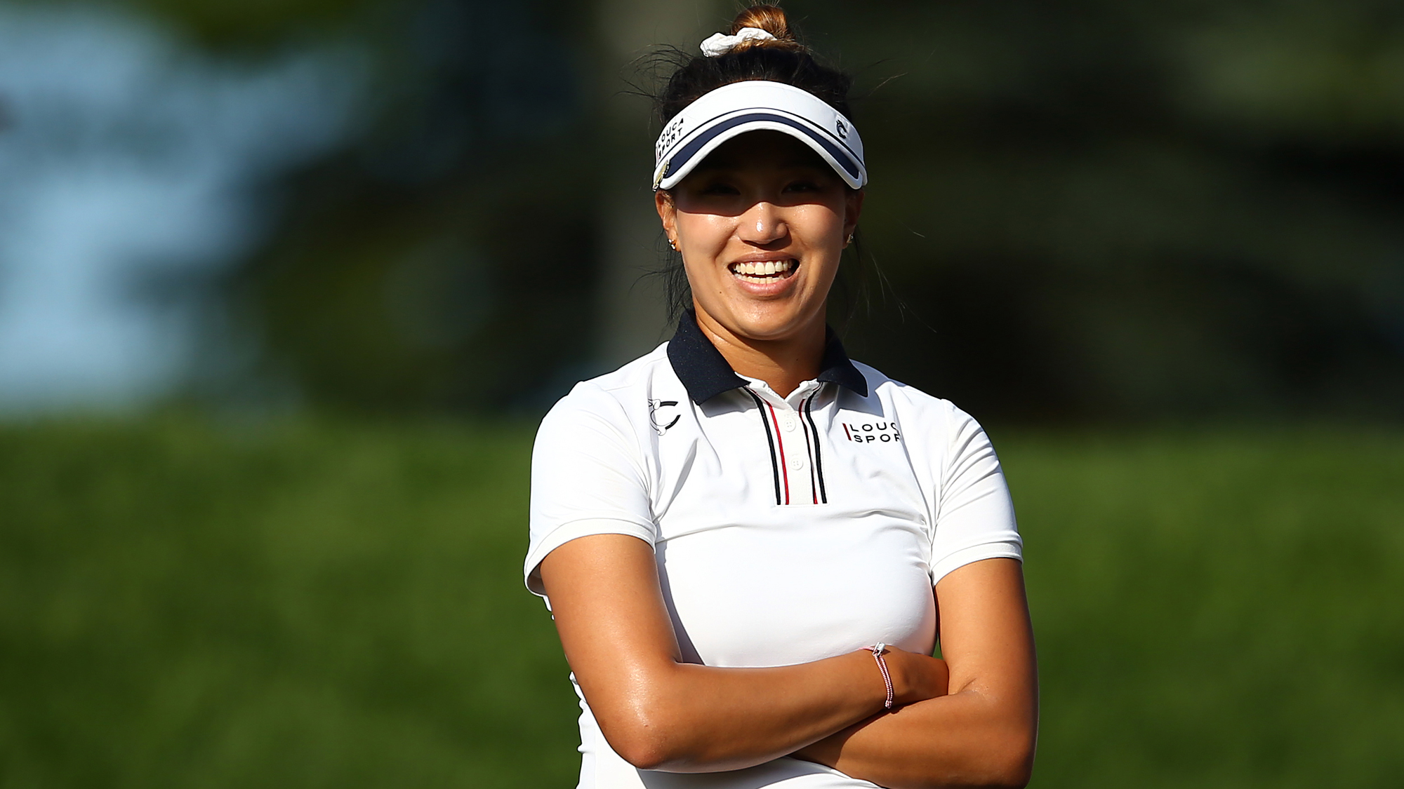 Park Tops Leaderboard With Solheim On Her Mind   LPGA   Ladies Professional Golf Association