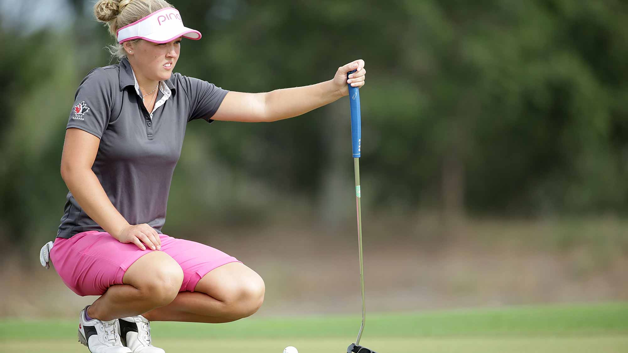 Brooke M. Henderson Is Back, Makes First Start Since Evian ...