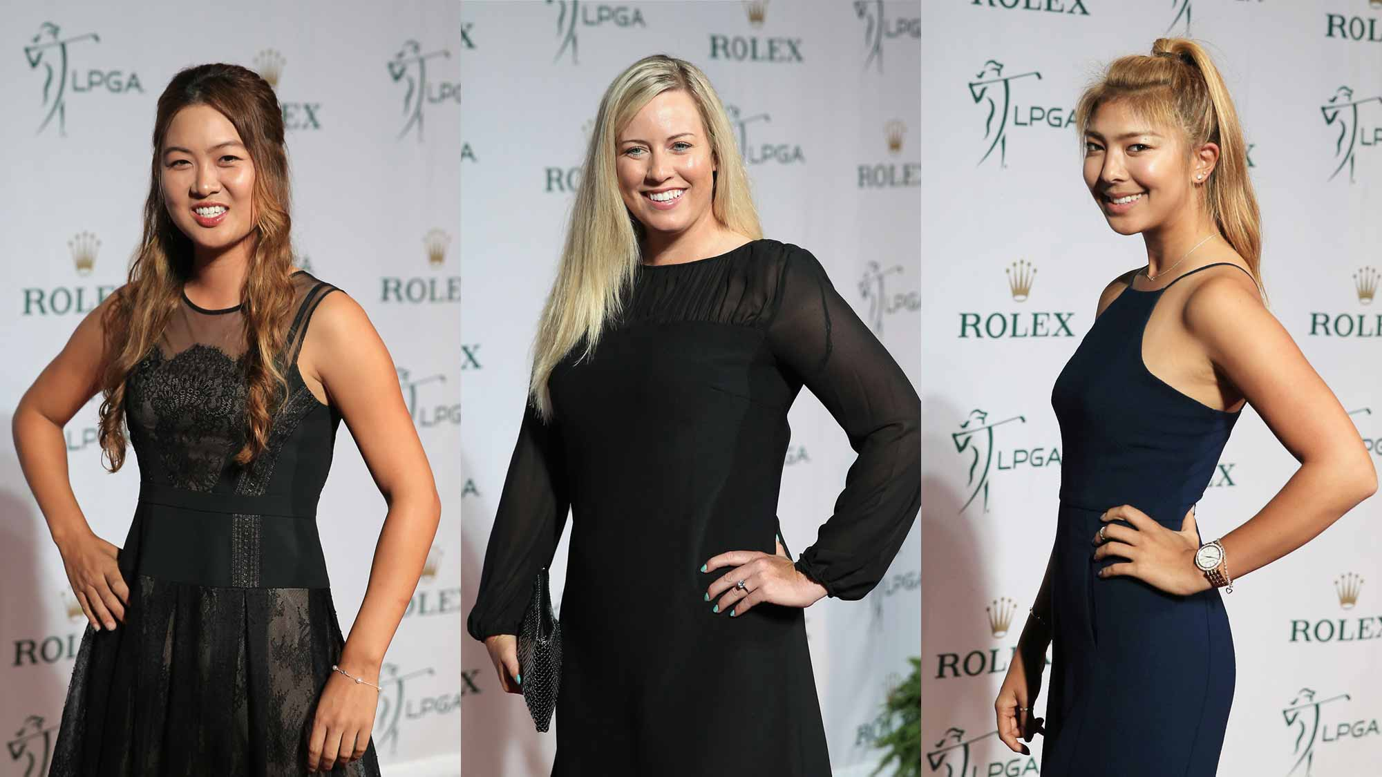 2015 LPGA Honors Players At Rolex Awards Celebration ...