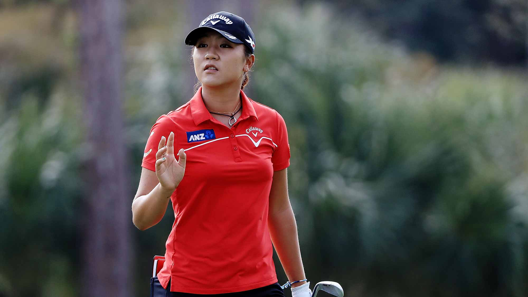 Lydia Ko at the CME