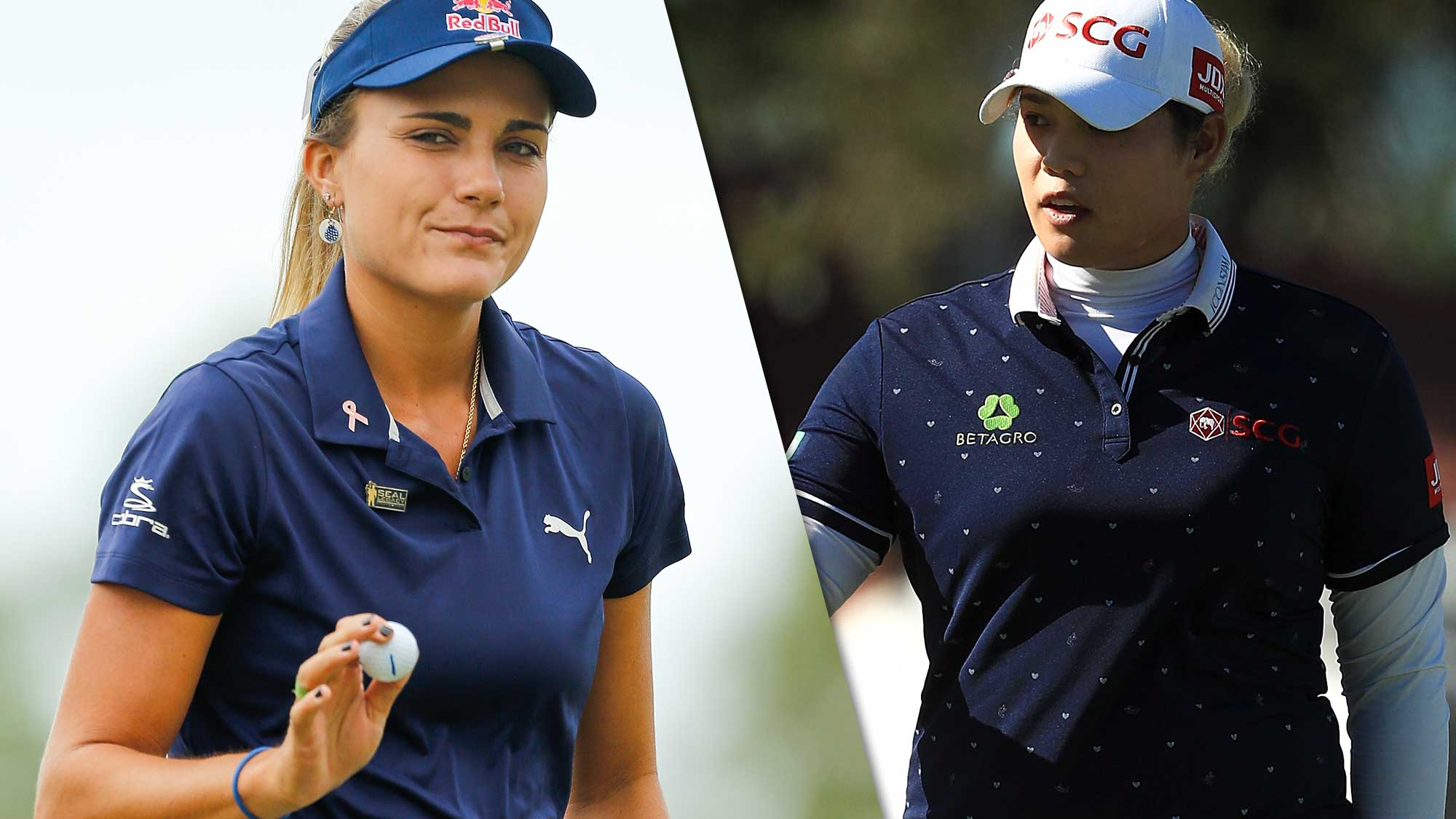 Image result for lexi thompson wins cme