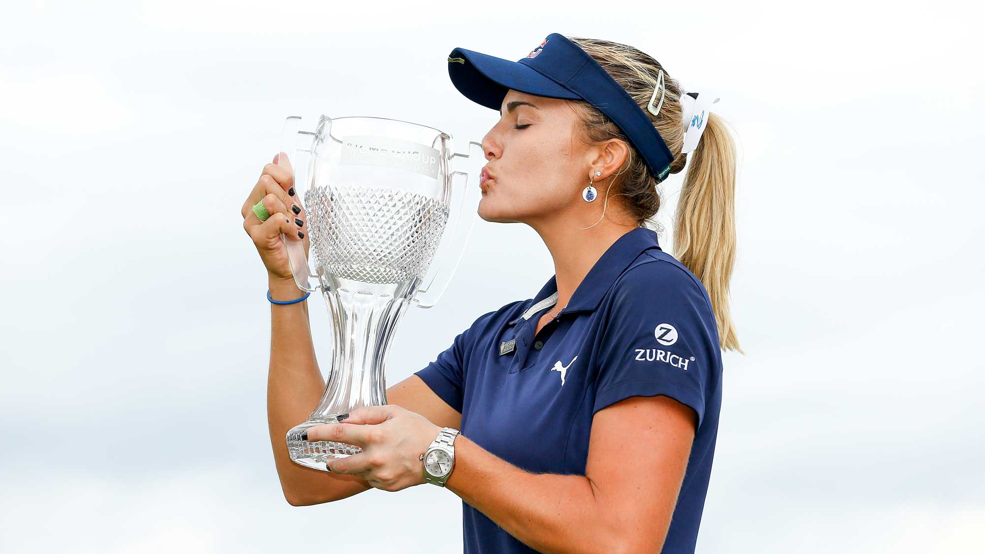 Image result for Lexi Thompson wins 2018 cme group