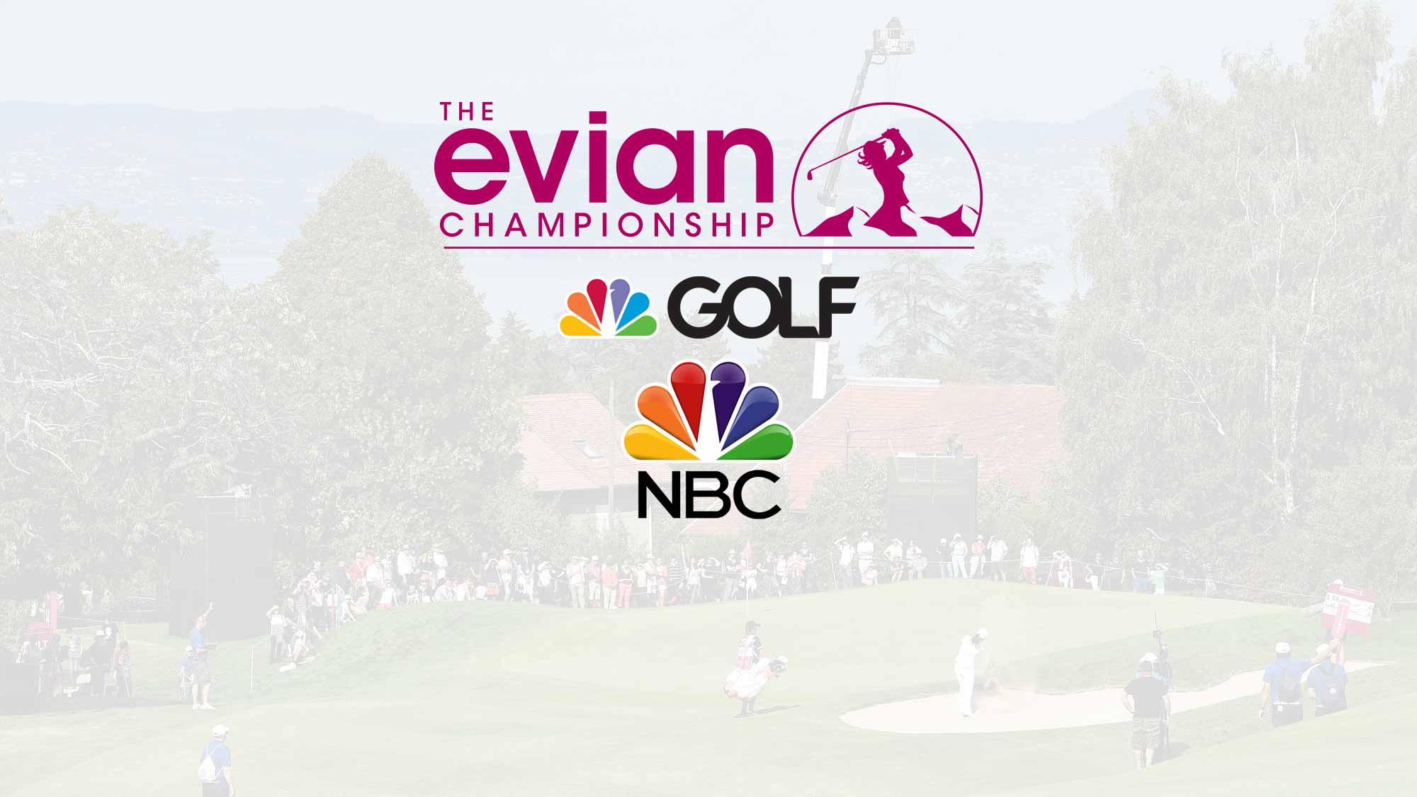2015 The Evian Championship Sunday TV Times   LPGA   Ladies