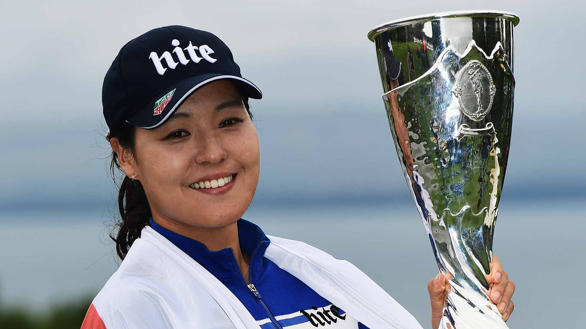 Image result for In Gee Chun Wins evian