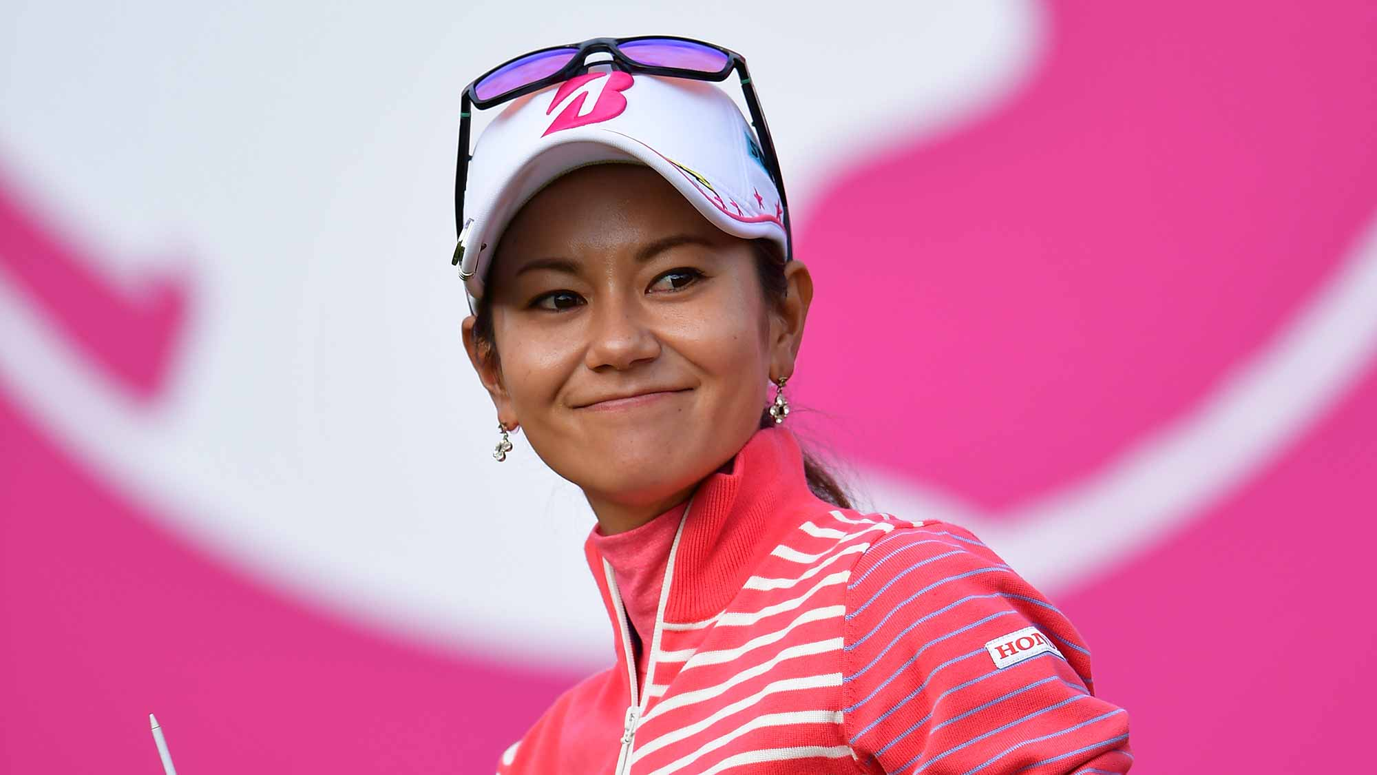 Jutanugarn in pole position for maiden win