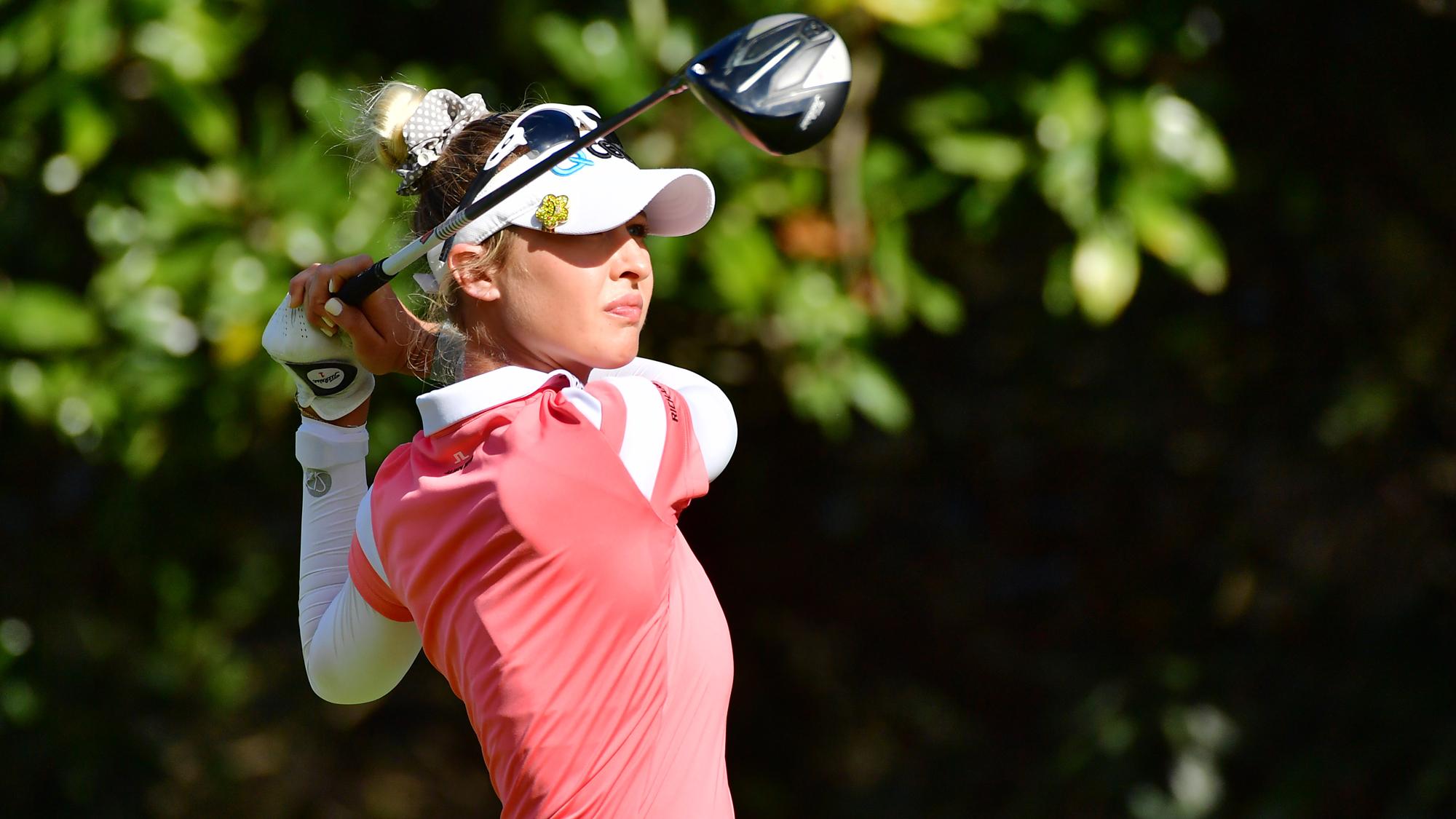 Gainbridge LPGA champion Nelly Korda
