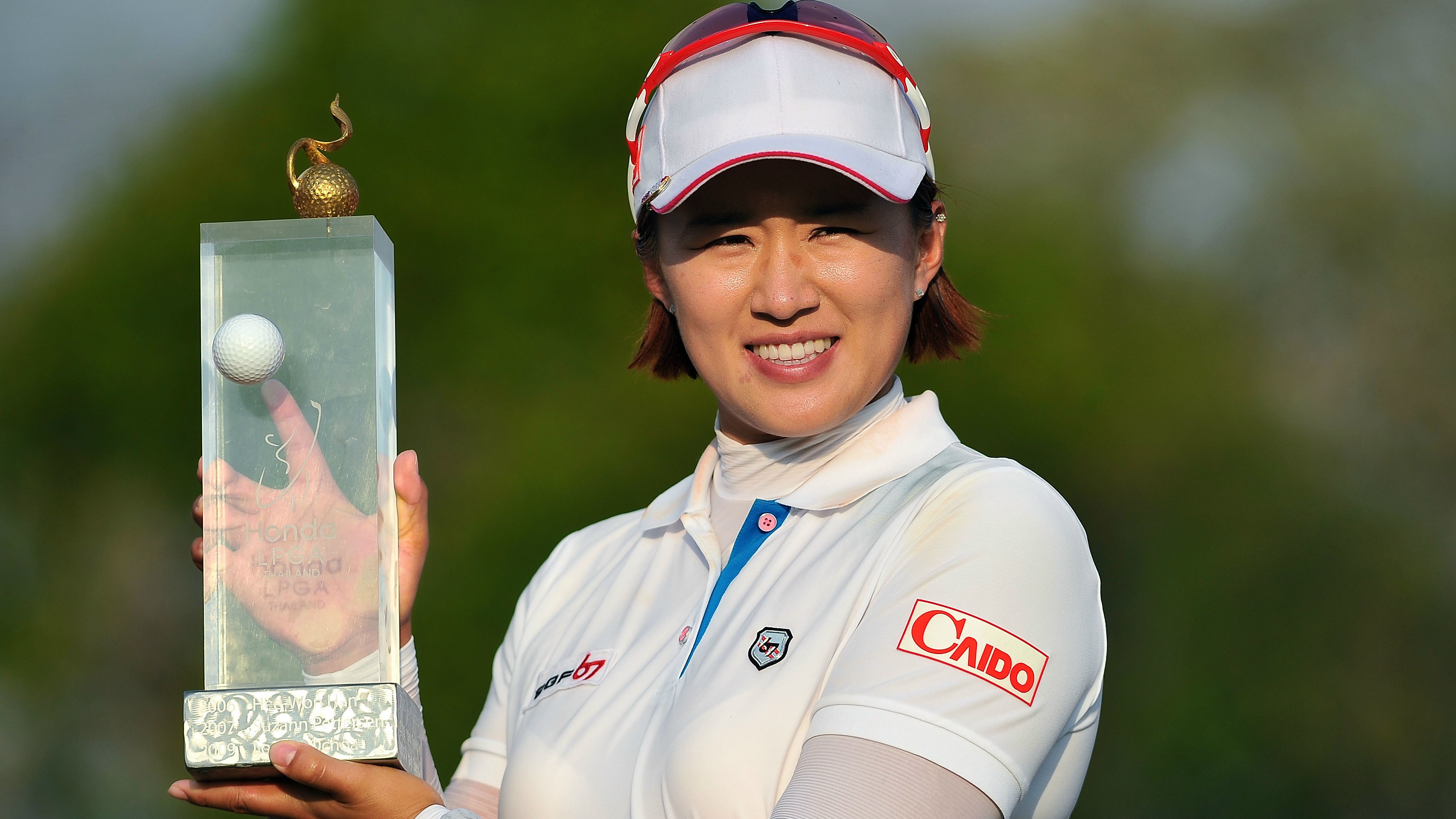 2015 honda lpga thailand winners circle infographic amy