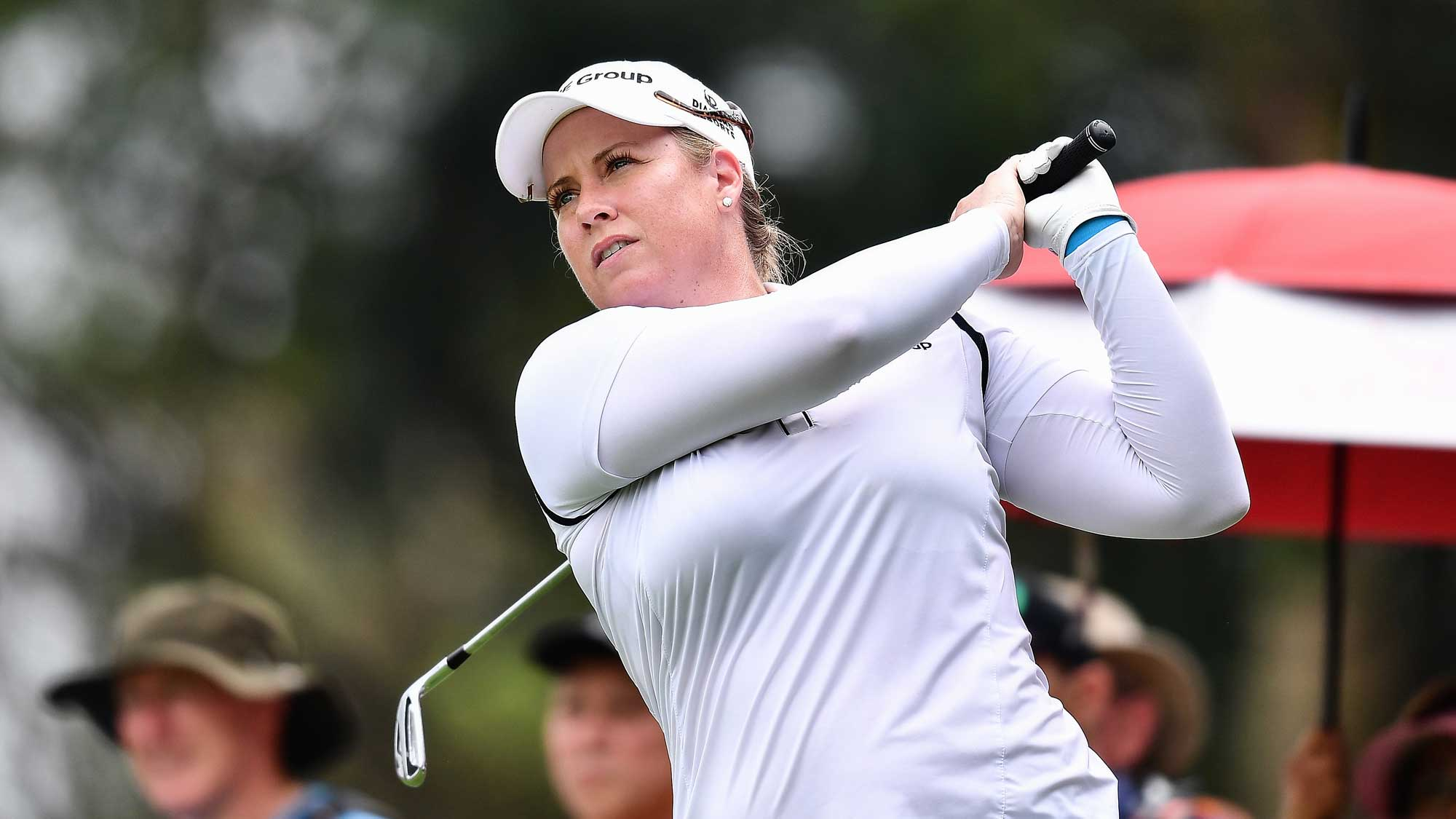 Brittany Lincicome Turns in a 65 on Day Two in Thailand