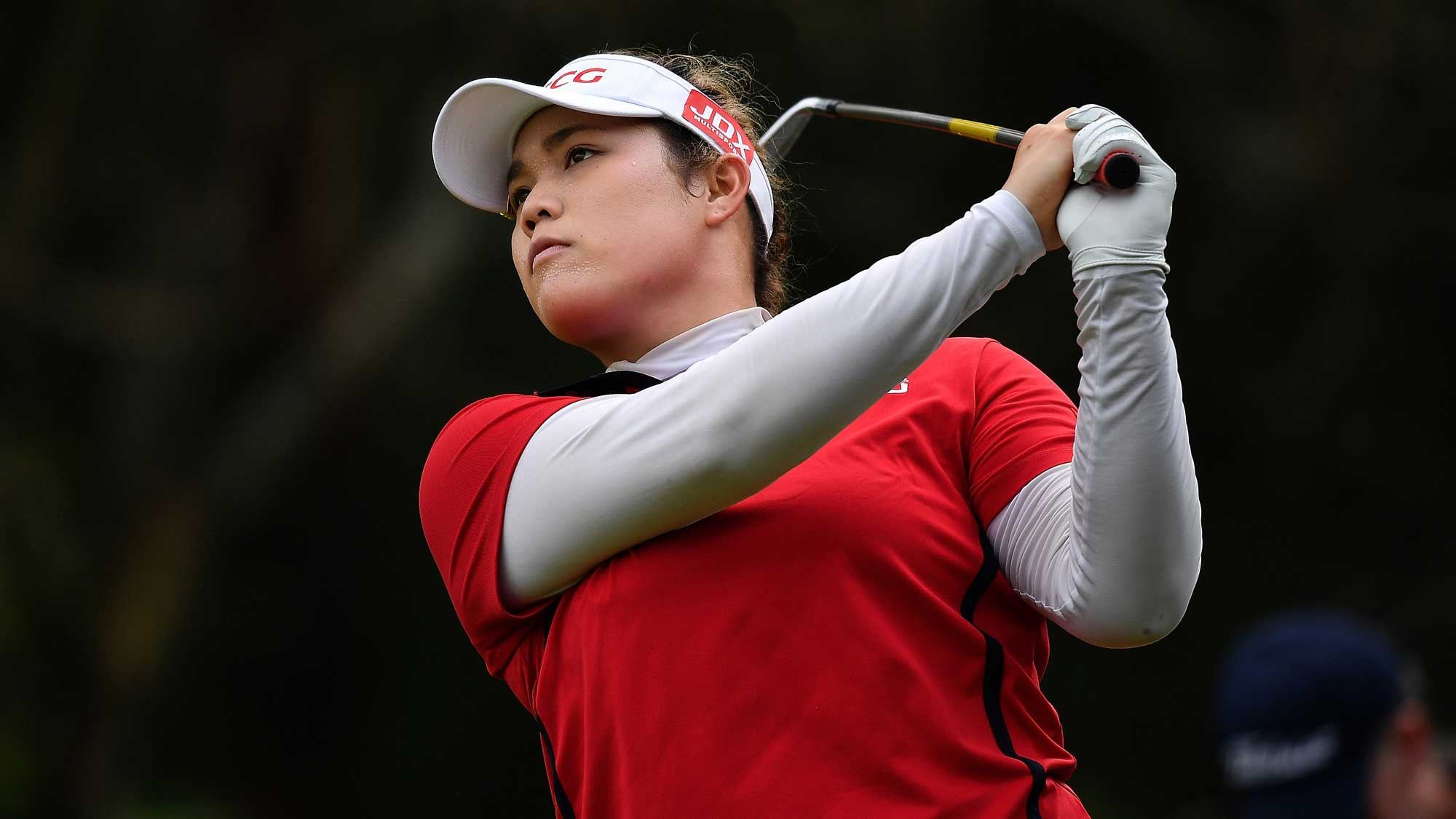 Ariya Jutanugarn on Day Three of Honda LPGA Thailand