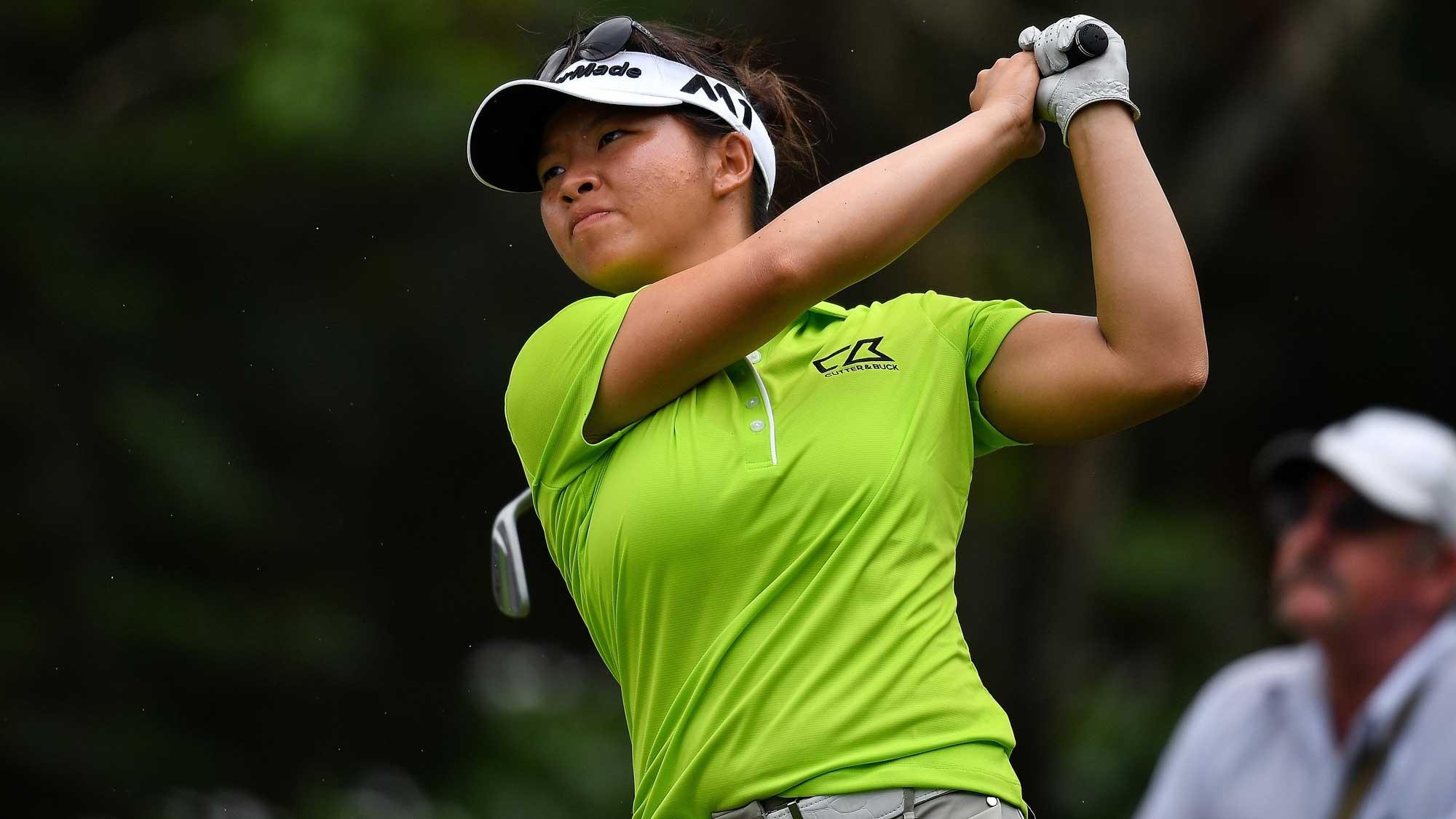 Megan Khang Makes Move on Day Three in Thailand