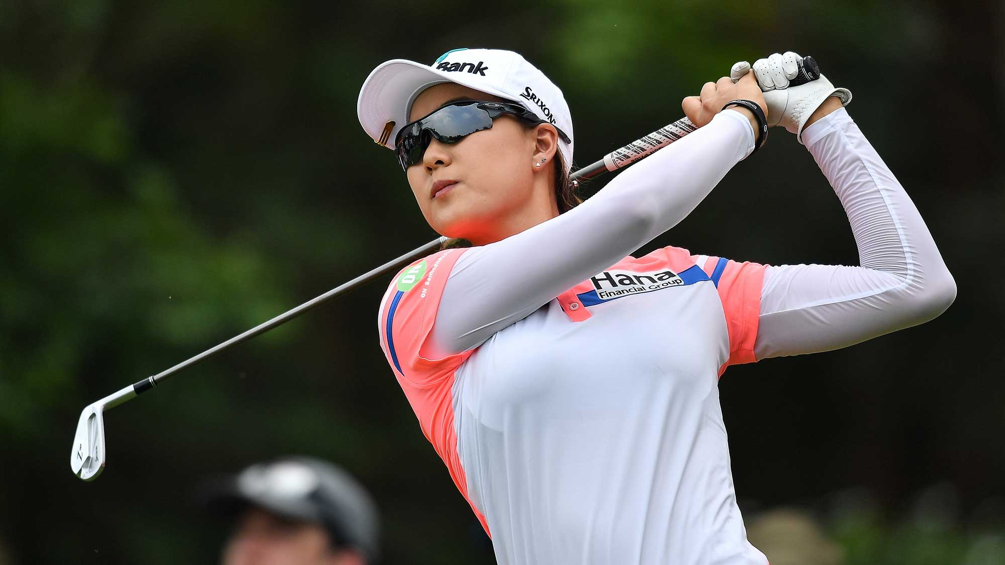Minjee Lee on Day Three in Thailand