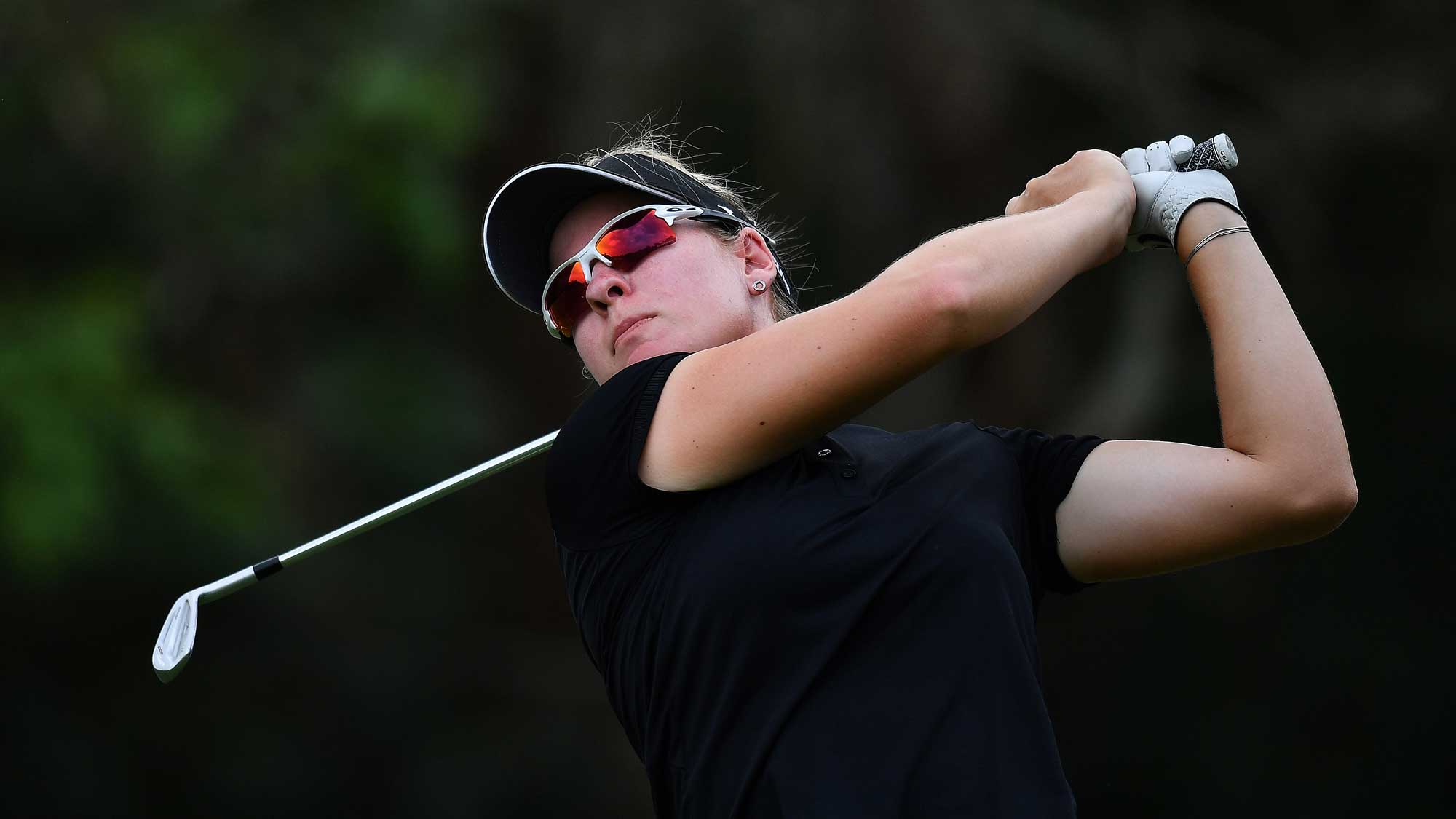 Nicole Broch Larsen on Day Three in Thailand