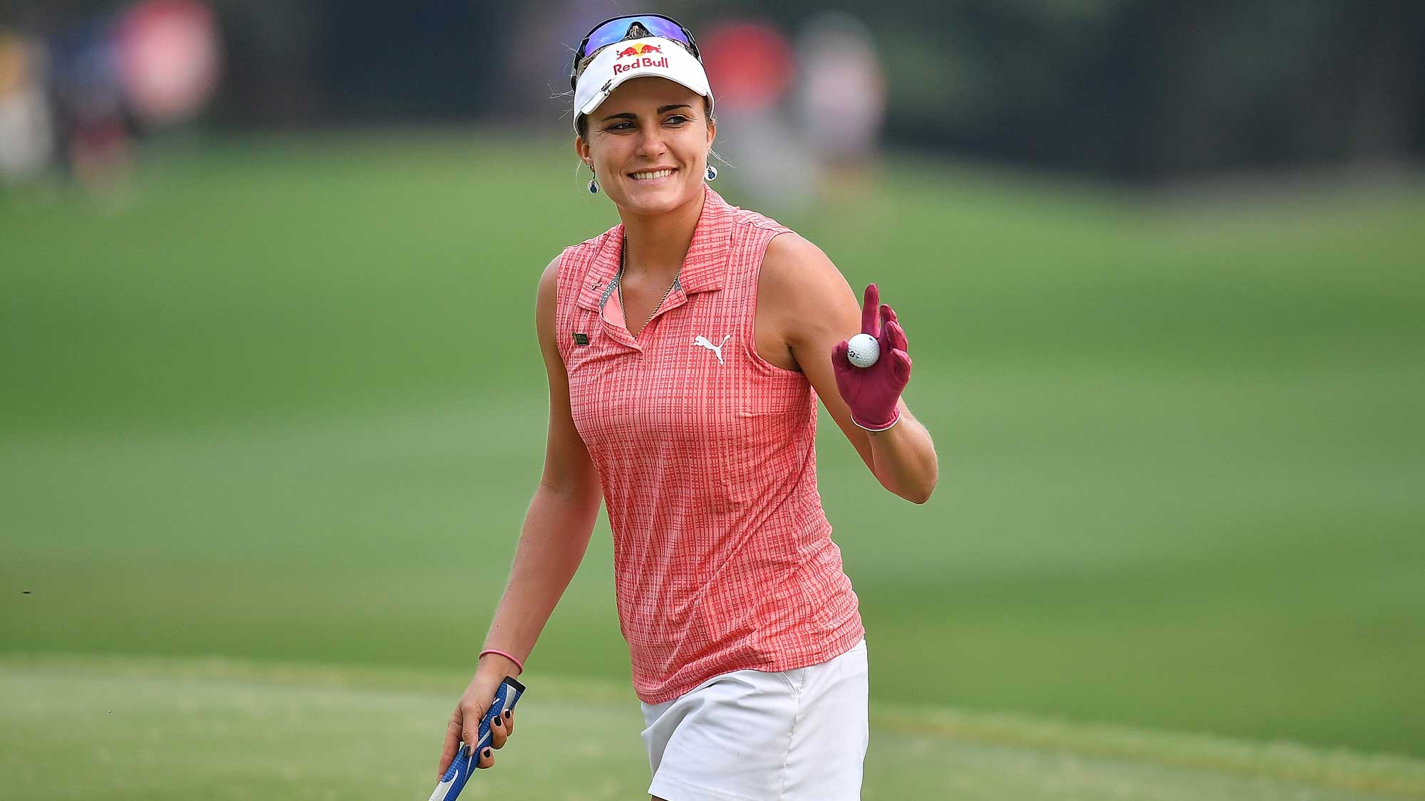 Lexi Thompson Feeling Good at Honda LPGA Thailand