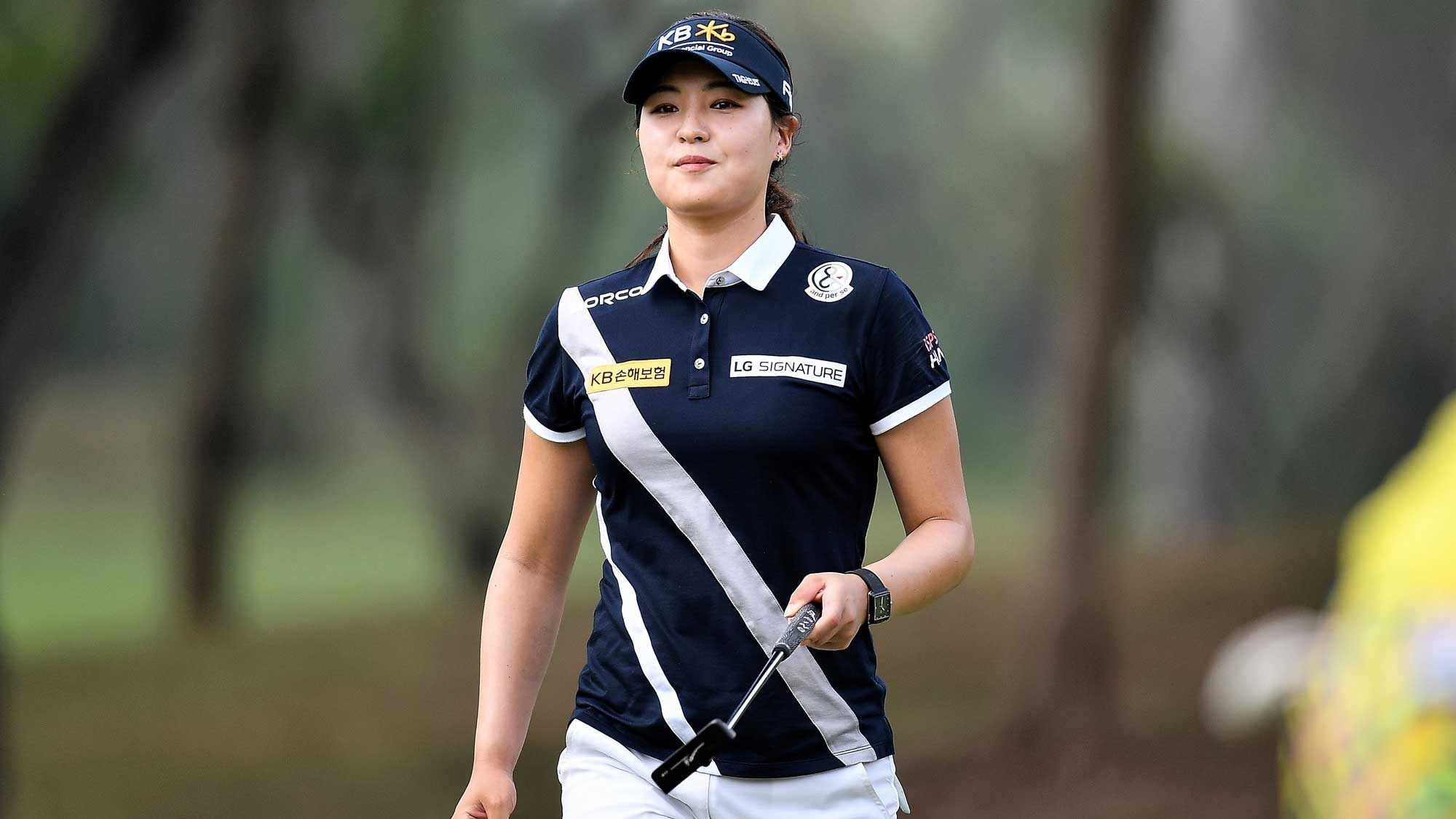 In Gee Chun on Day One in Thailand