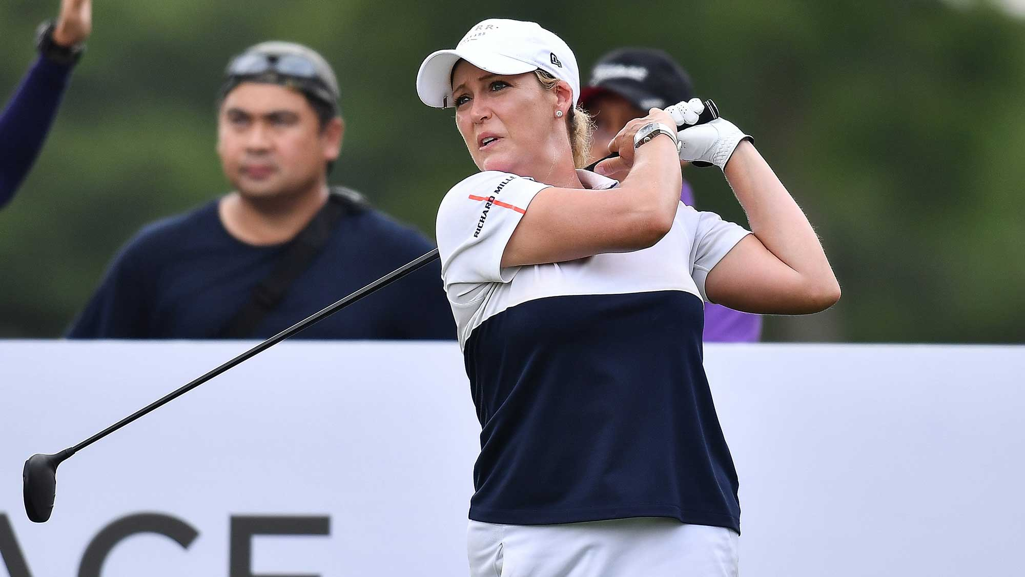 Cristie Kerr on Day One of Honda LPGA Thailand