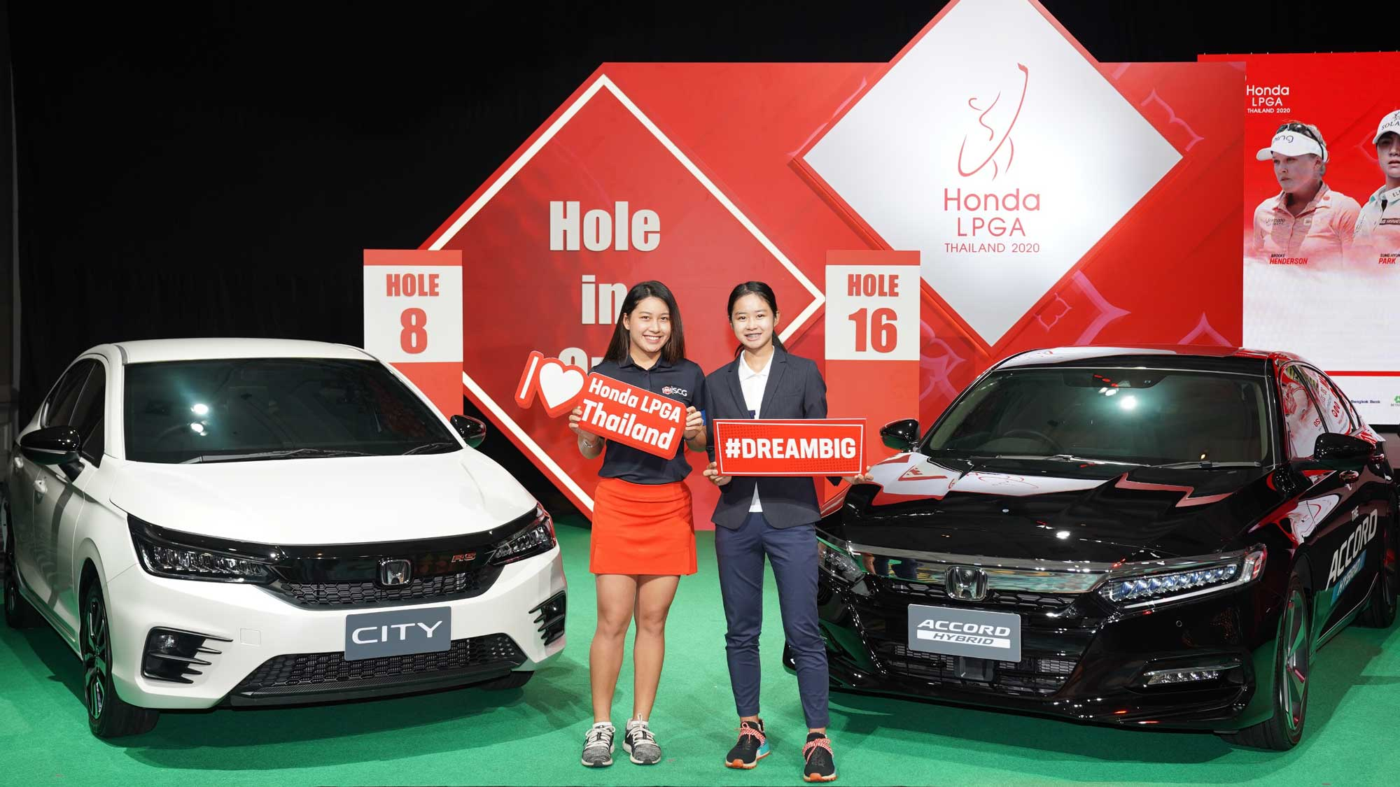 Two hole - in - one prizes will be up for grabs at the Honda LPGA Thailand | LPGA | Ladies Professional Golf Association