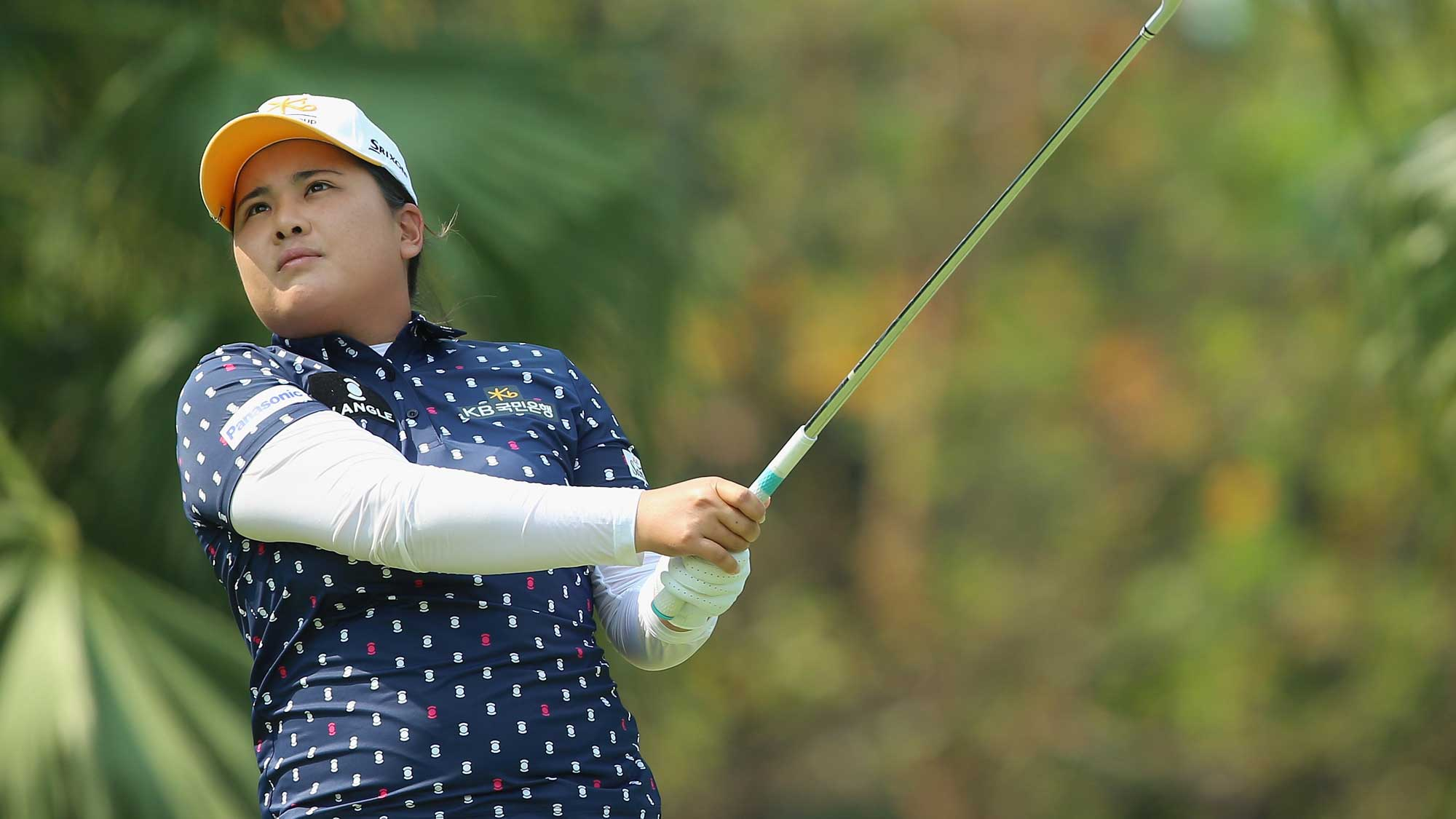 Asian professional golf association