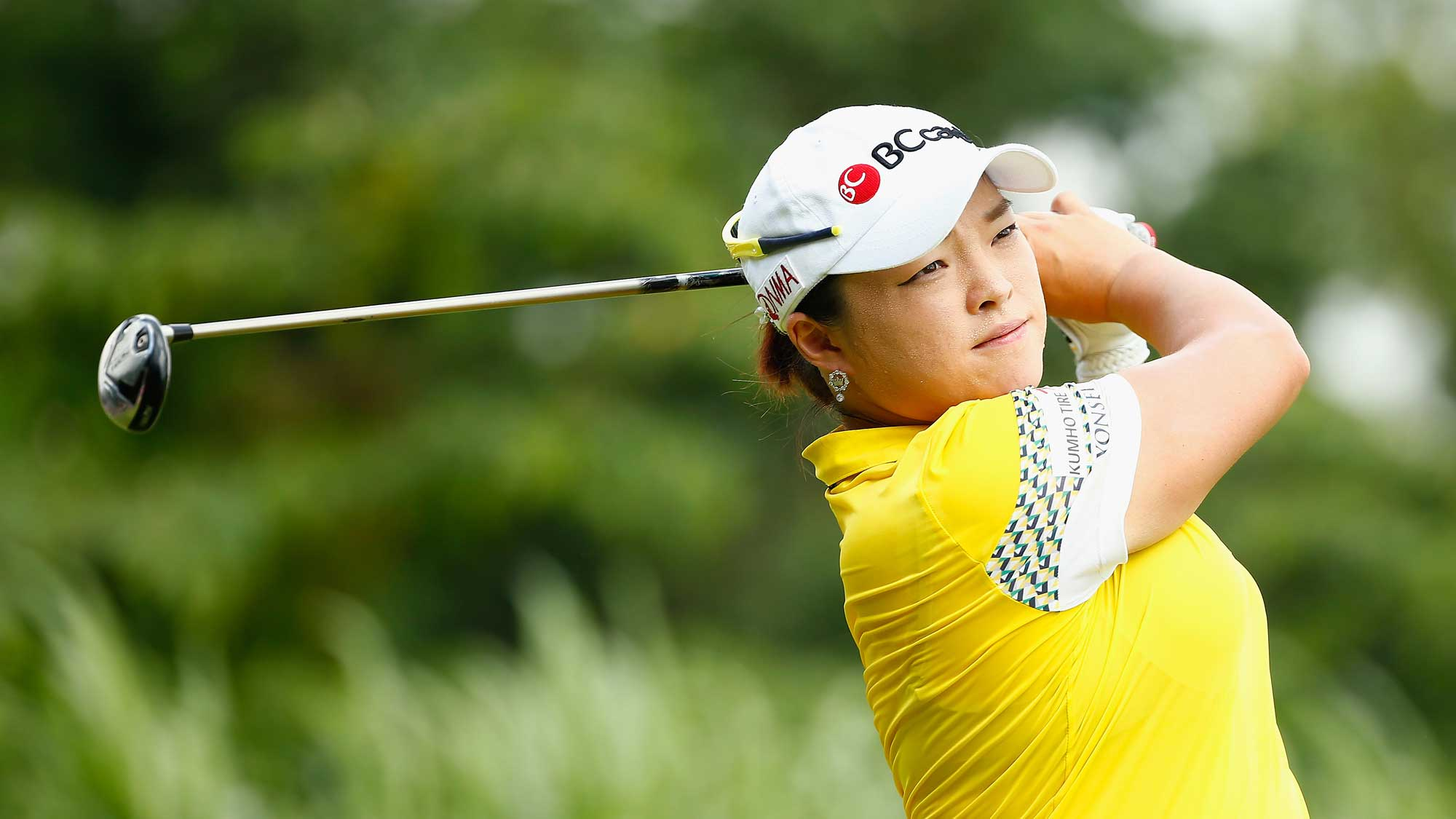 tools of champion  ha na jang wins in singapore