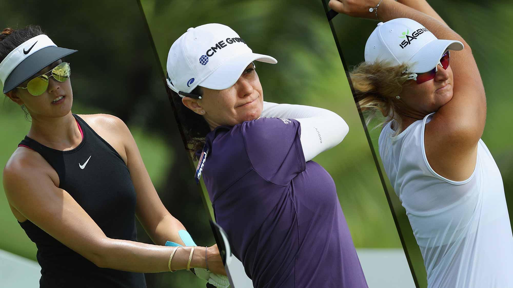 Groups & Tee Times - Second Round HSBC Women's Champions | LPGA