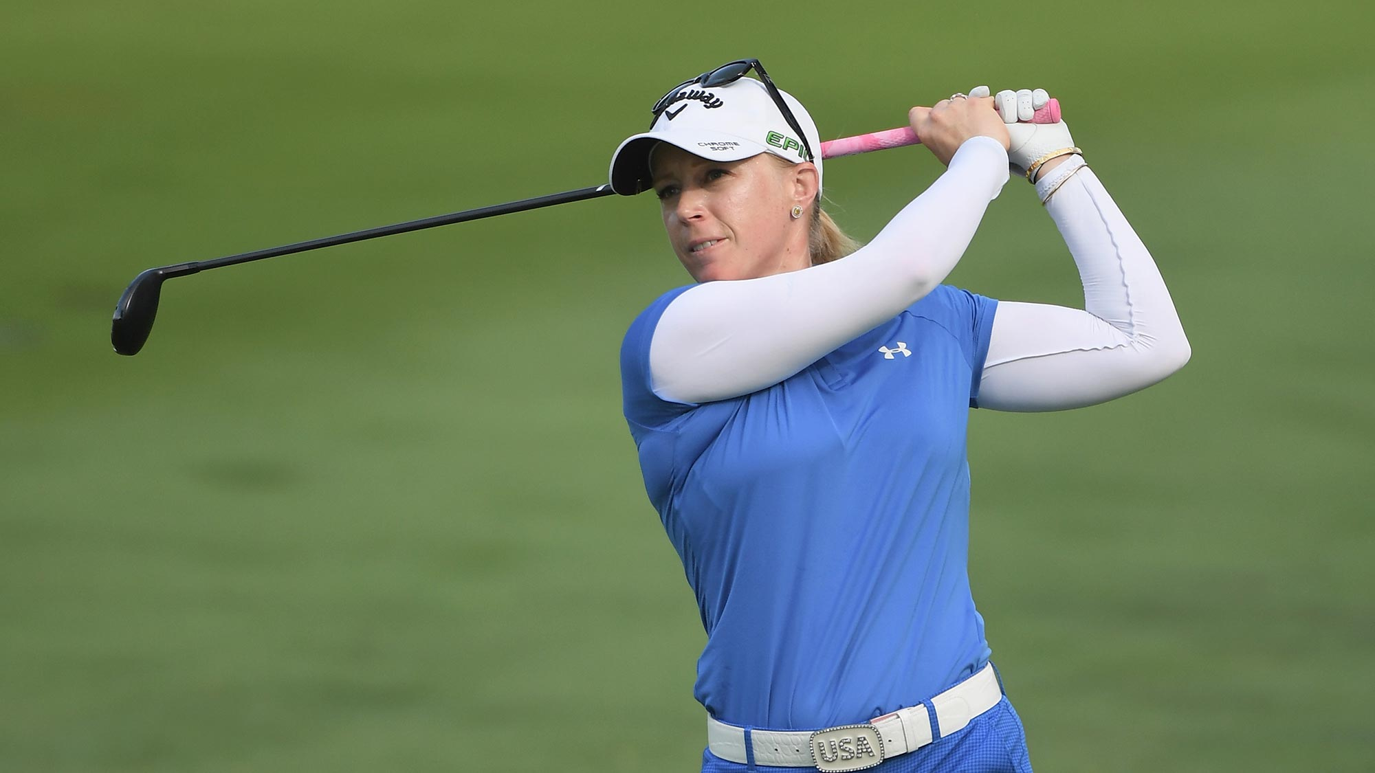 Best of: Natalie Gulbis through the years Golf Channel Pictures of morgan pressel