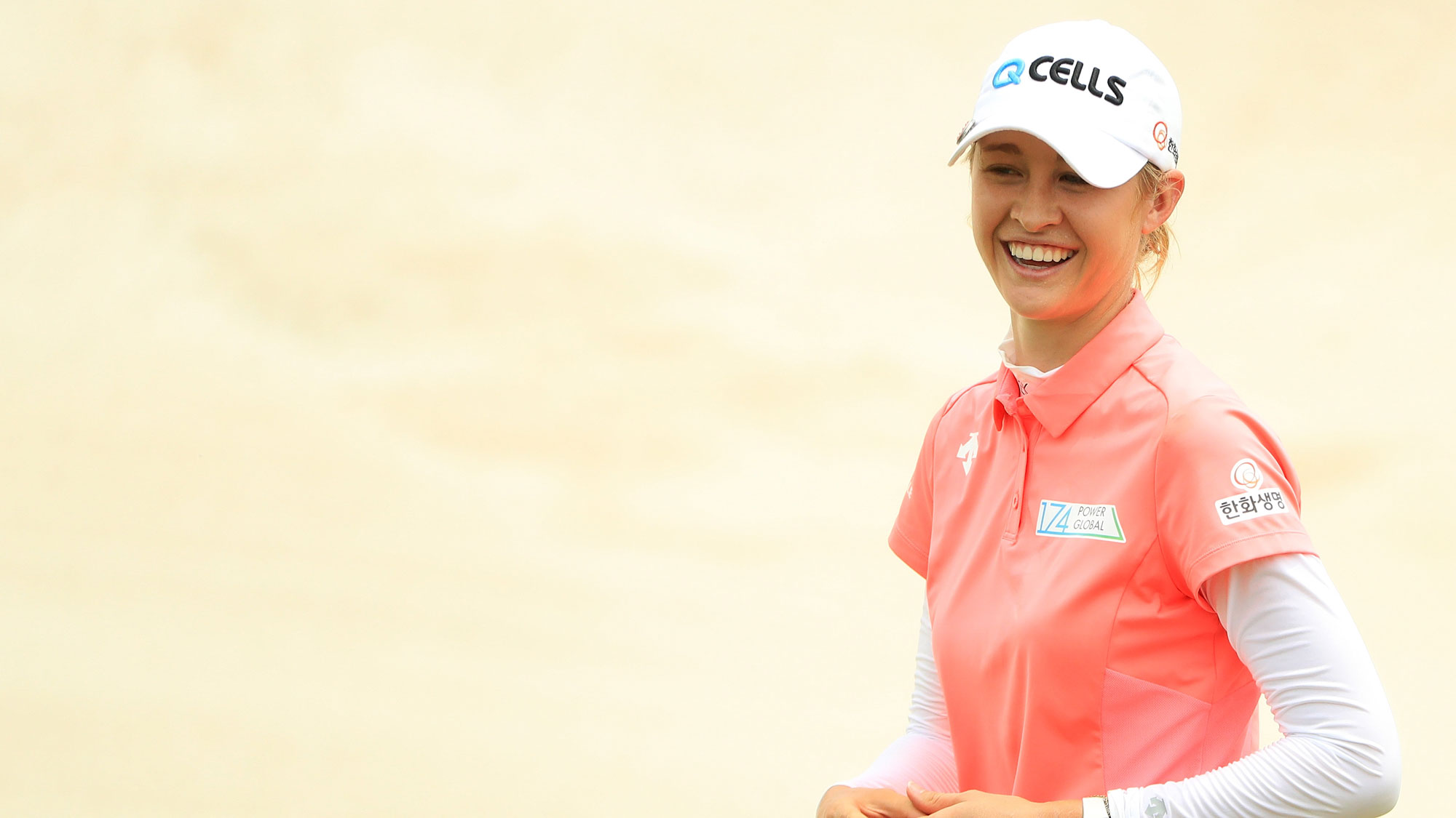 US teen golf star tops leaderboard in Singapore