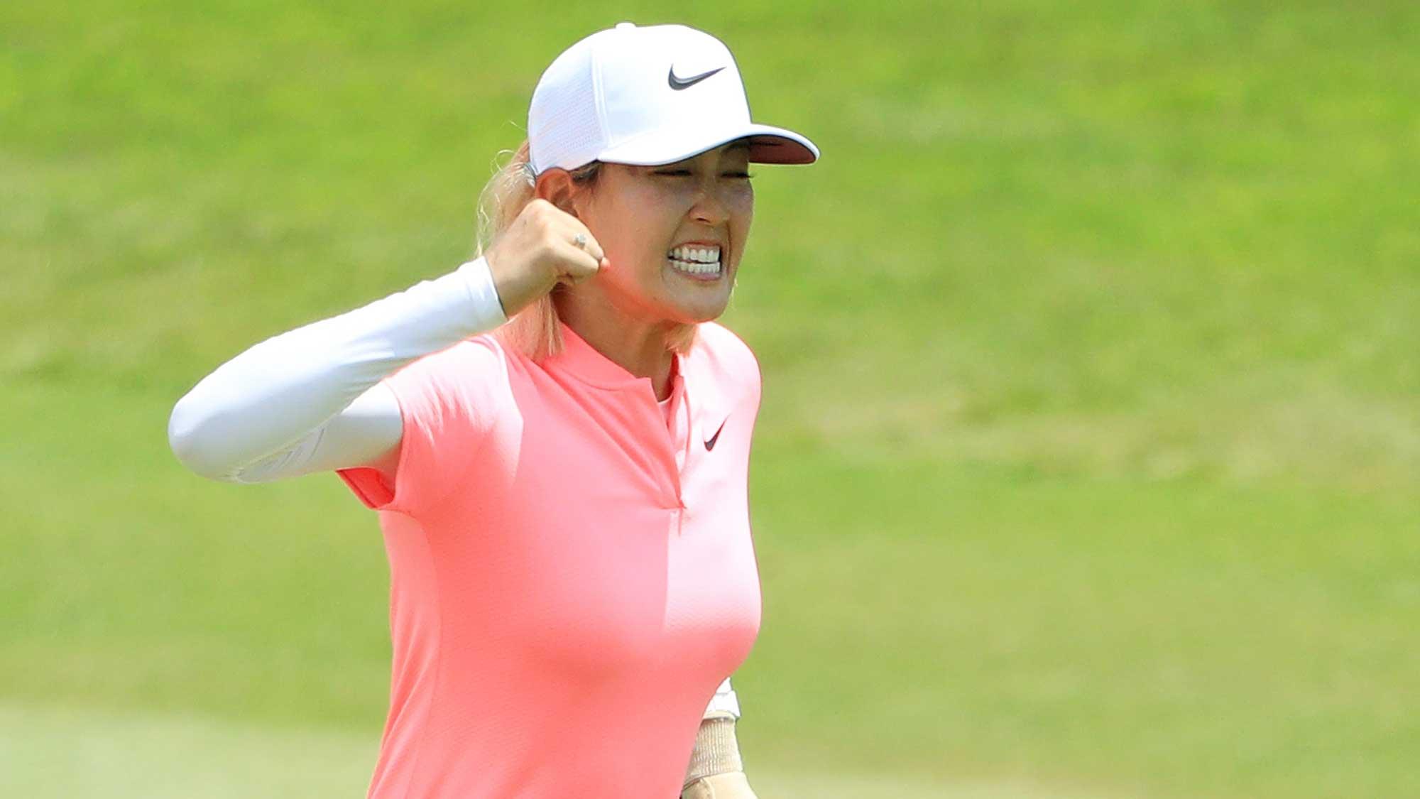 Michelle Wie 1 LPGA major