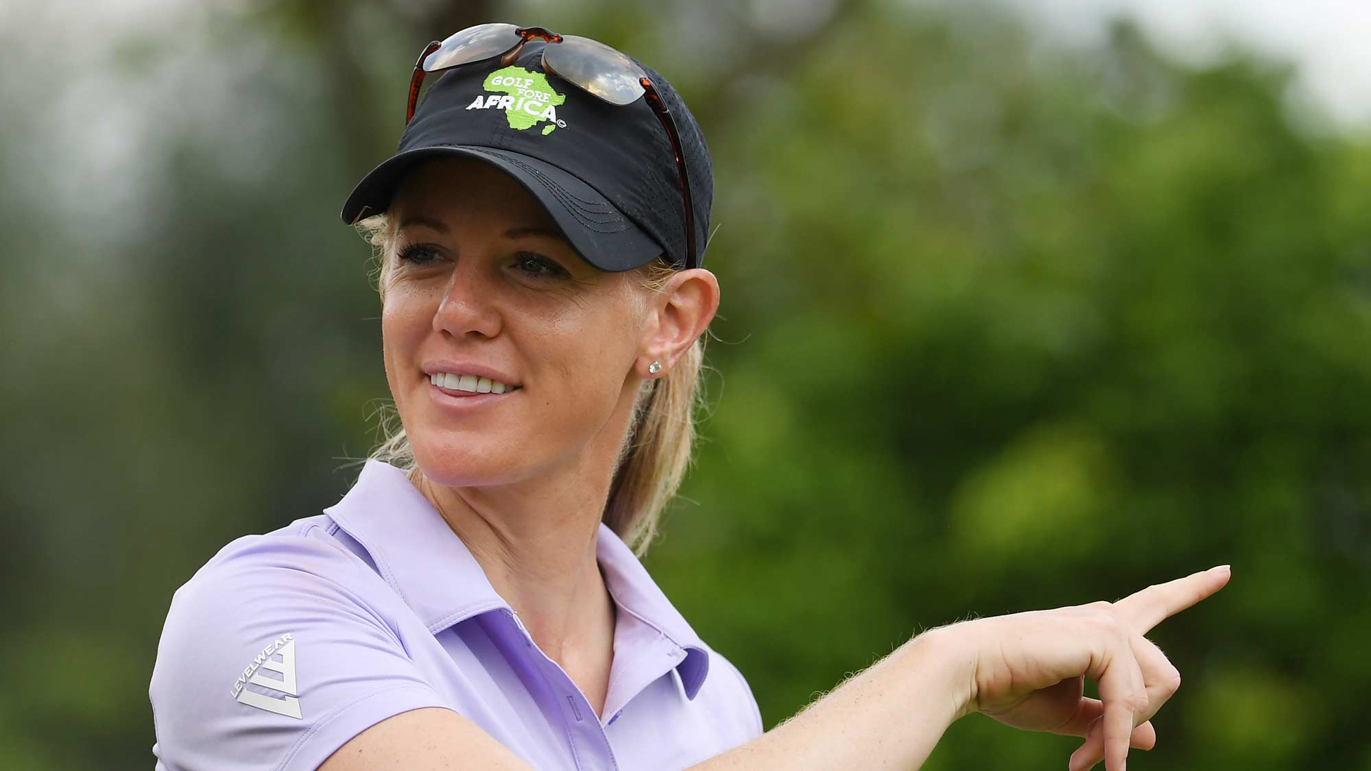 Lee in contention in Singapore LPGA event