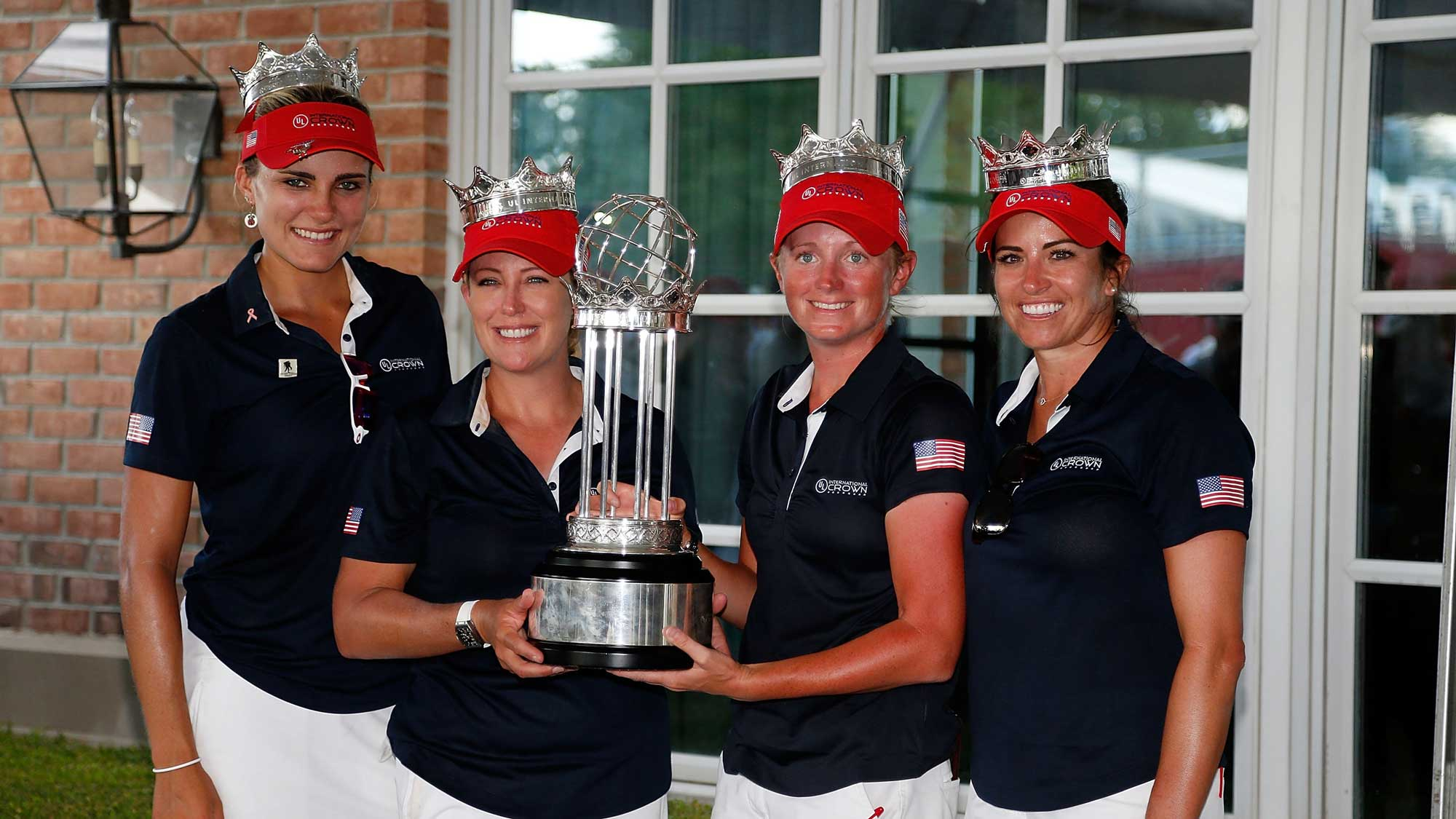 Image result for stacy Lewis international crown