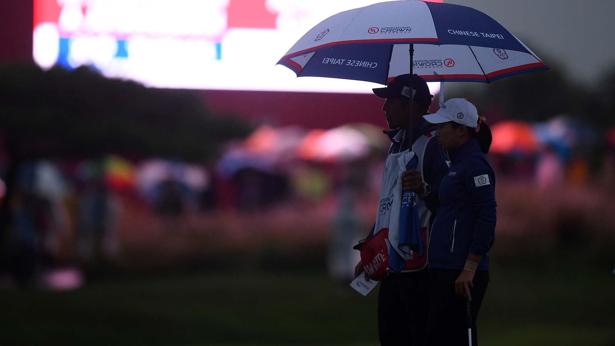 England trounce Taiwan at International Crown