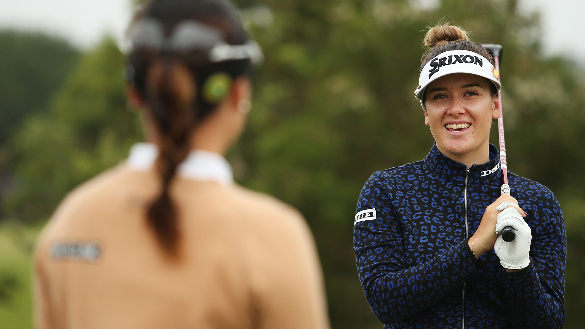 Hannah Green at ISPS Handa Vic Open
