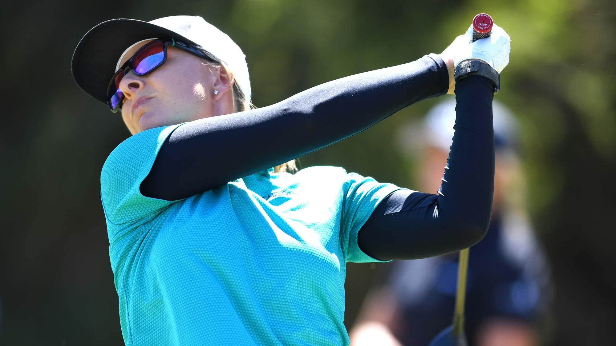 American Nelly Korda wins Women's Australian Open in Adelaide