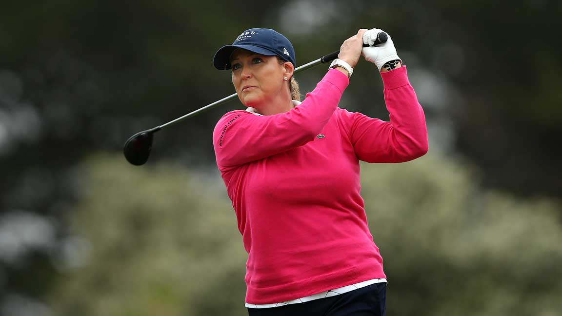 Cristie Kerr finishes T6 at 2020 ISPS Handa Women's Australian Open