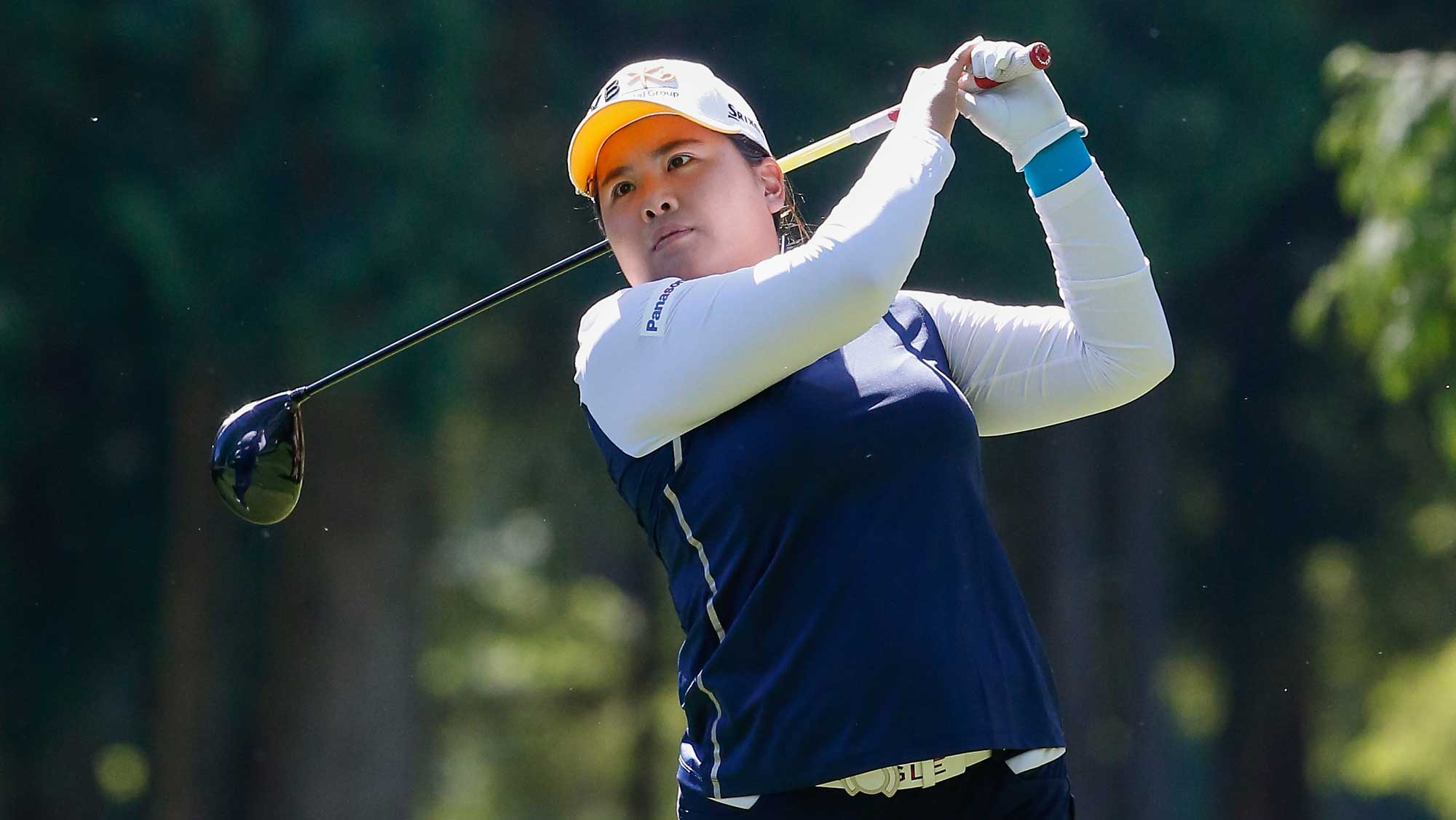 Kathy Whitworth 6 LPGA majors