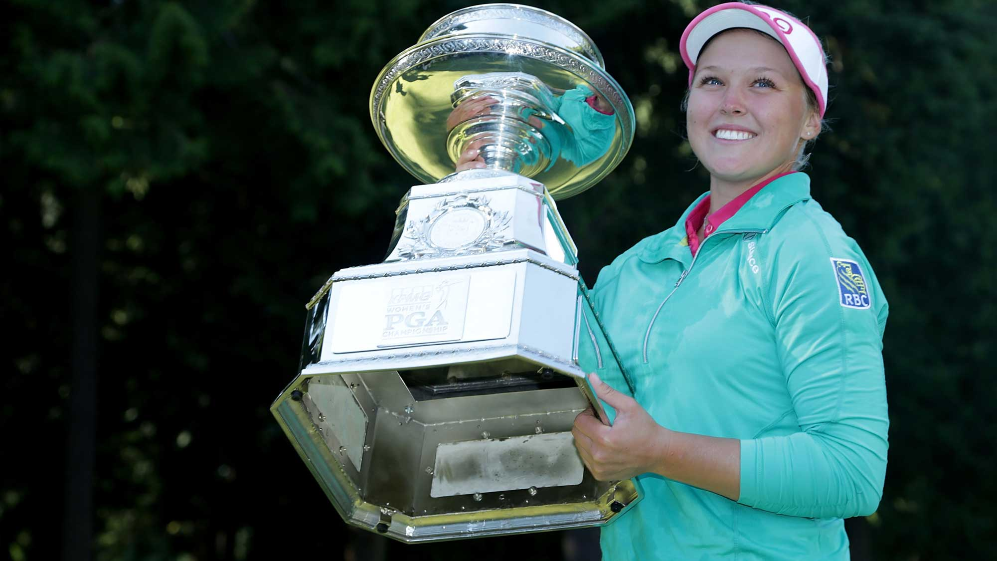 Image result for Brooke Henderson wins KPMG