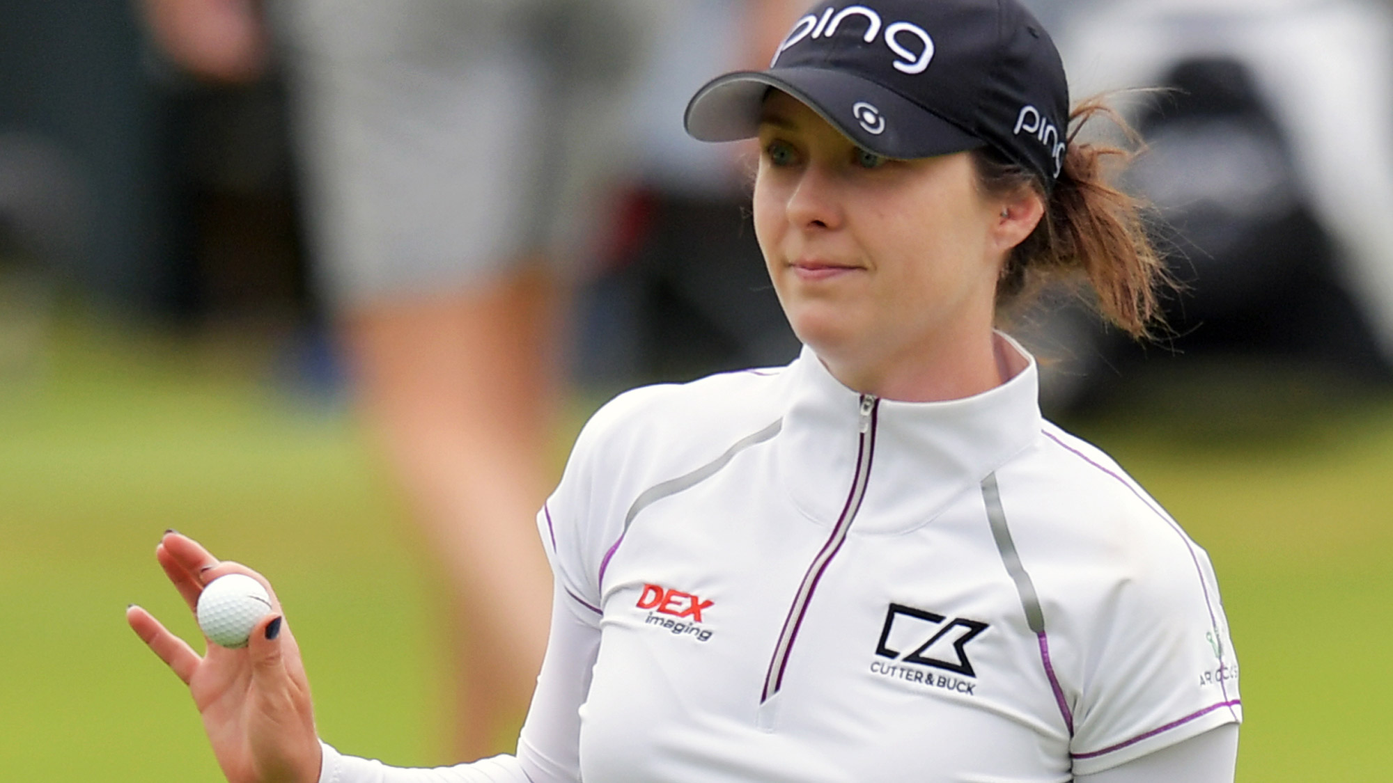 Energized Park takes aim at 8th major in KPMG Women's PGA