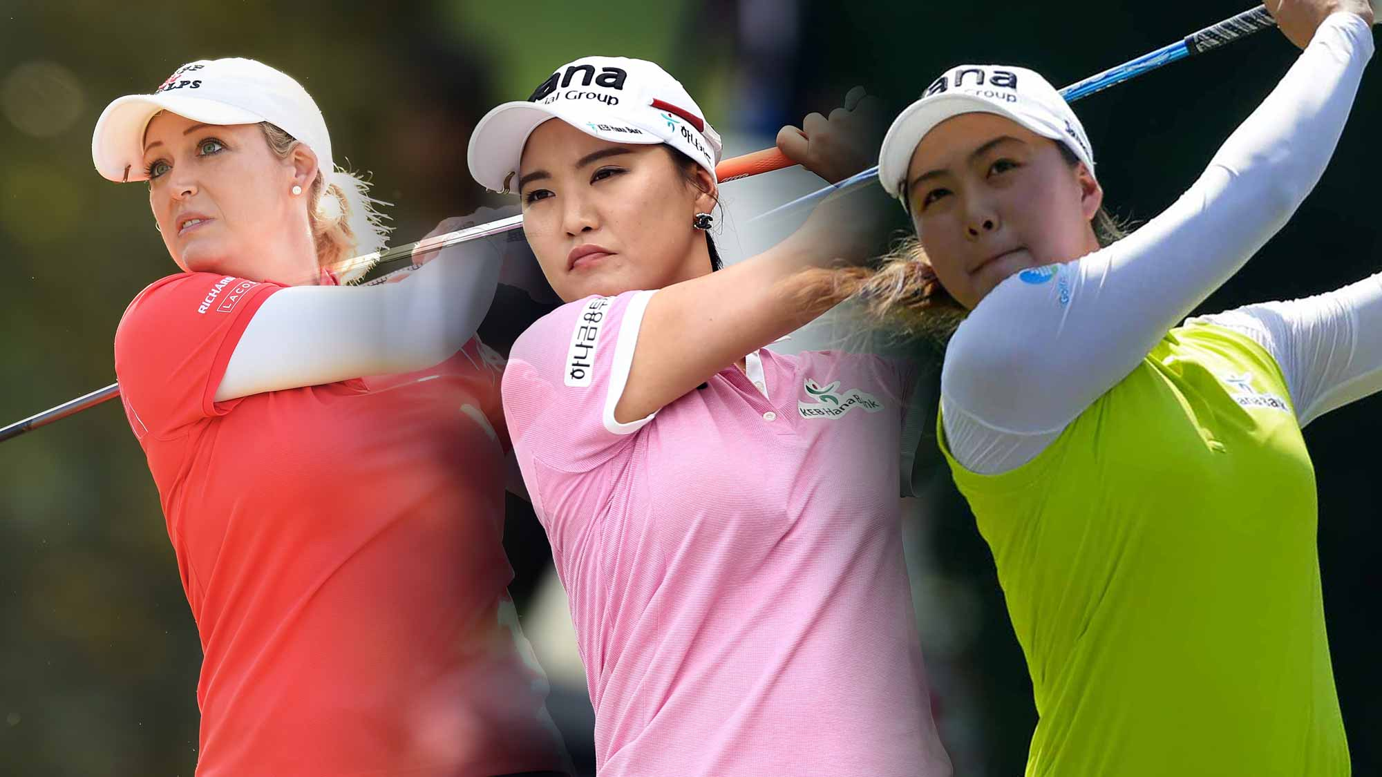 Featured Groups and Tee Times - Rd.1 of Lorena Ochoa Invitational